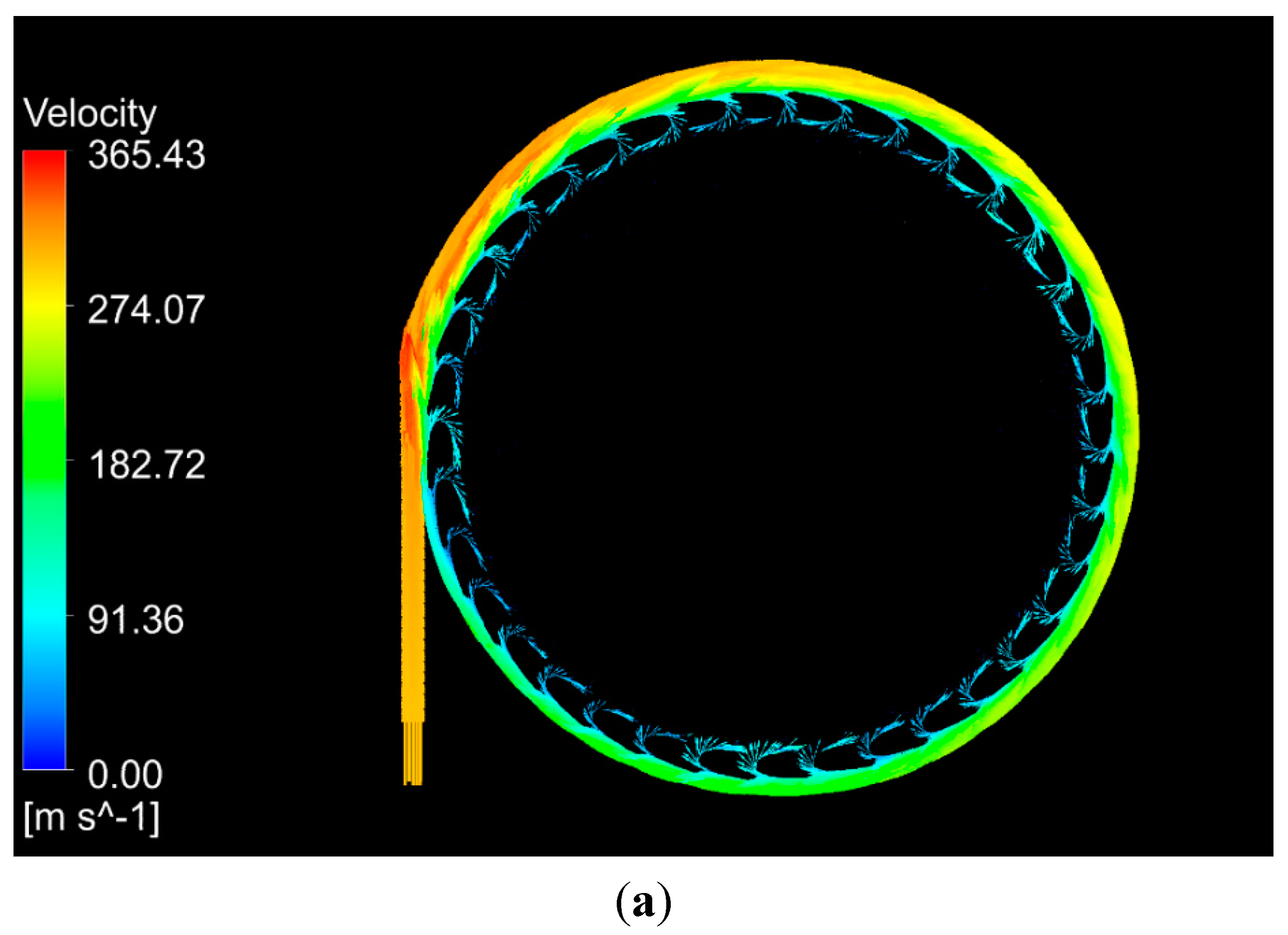 Aerospace | Free Full-Text | CFD Study of an Annular-Ducted Fan Lift