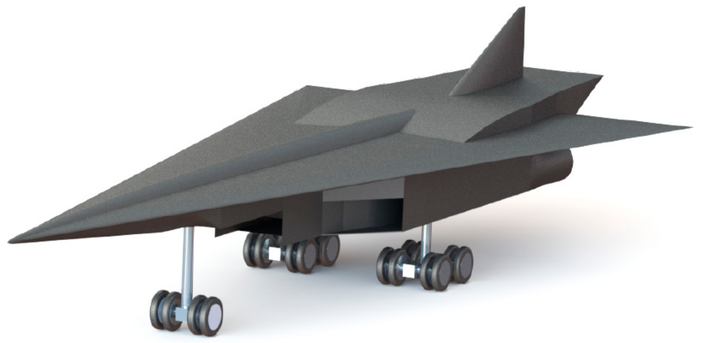 Aerospace Free Full Text Conceptual Advanced Transport Aircraft F 117 Engine Diagram 05 00091 G022