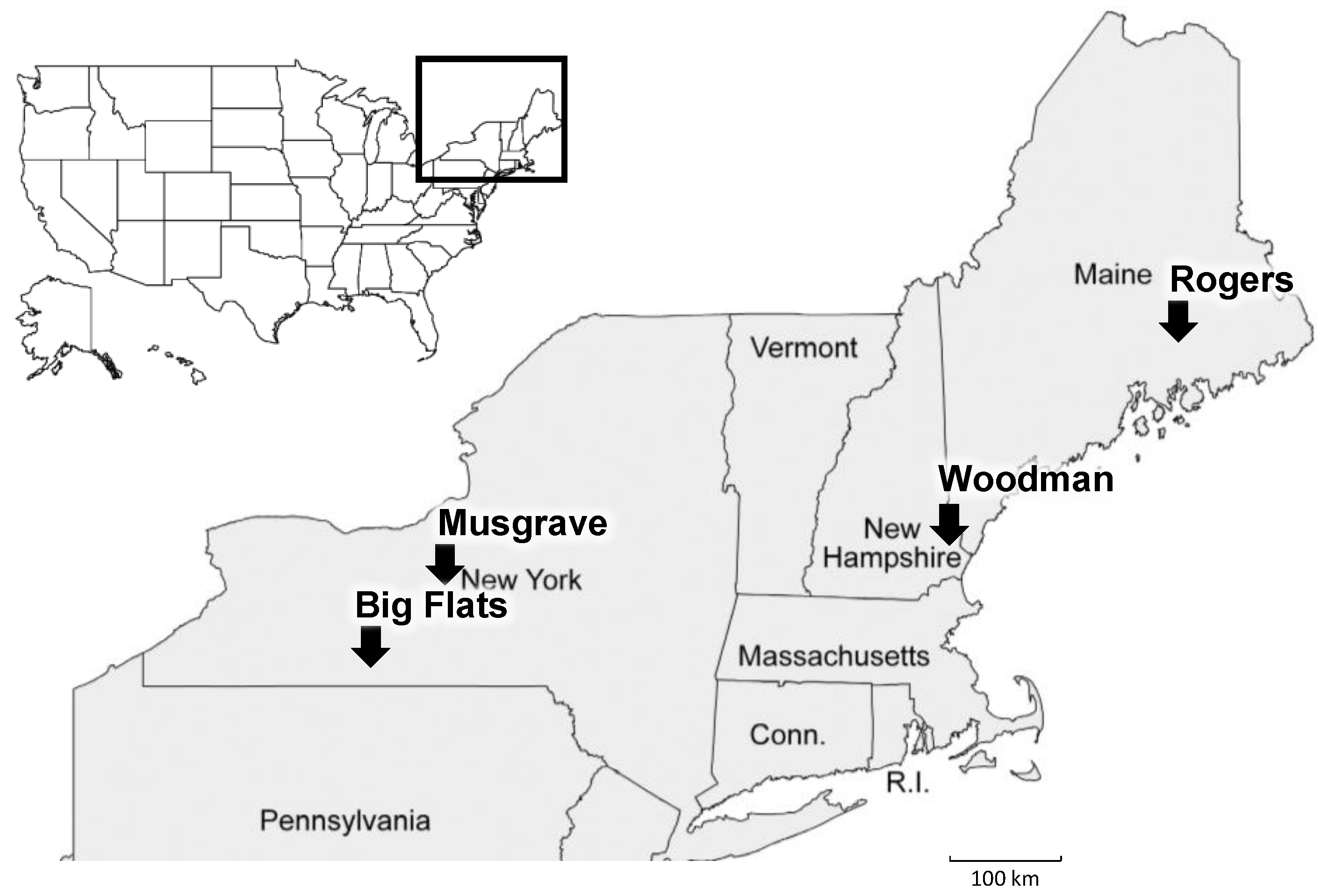 Agriculture Free FullText Disentangling The Effects Of - Us map of approximate crabgrass seed germination dates