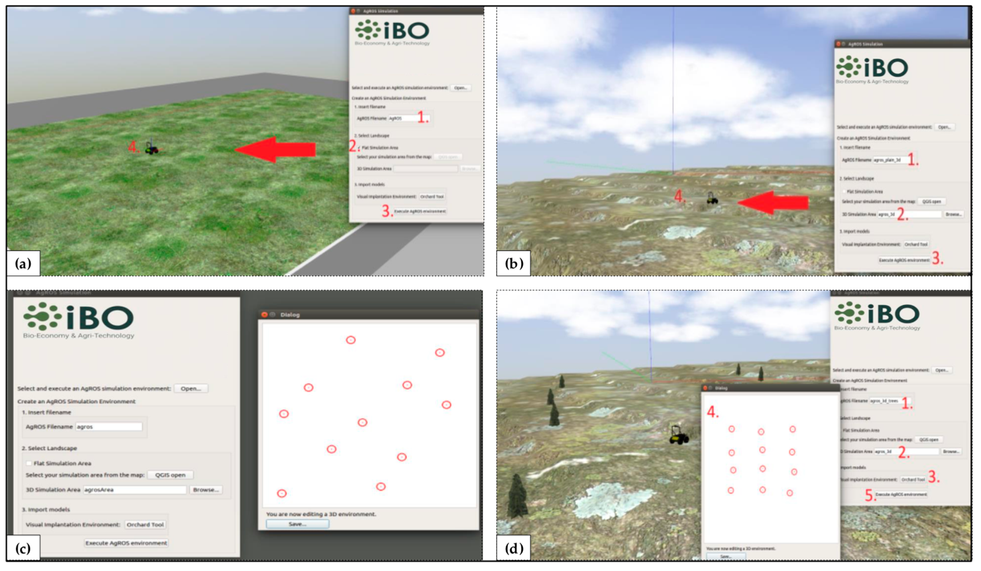 Agronomy | Free Full-Text | AgROS: A Robot Operating System Based