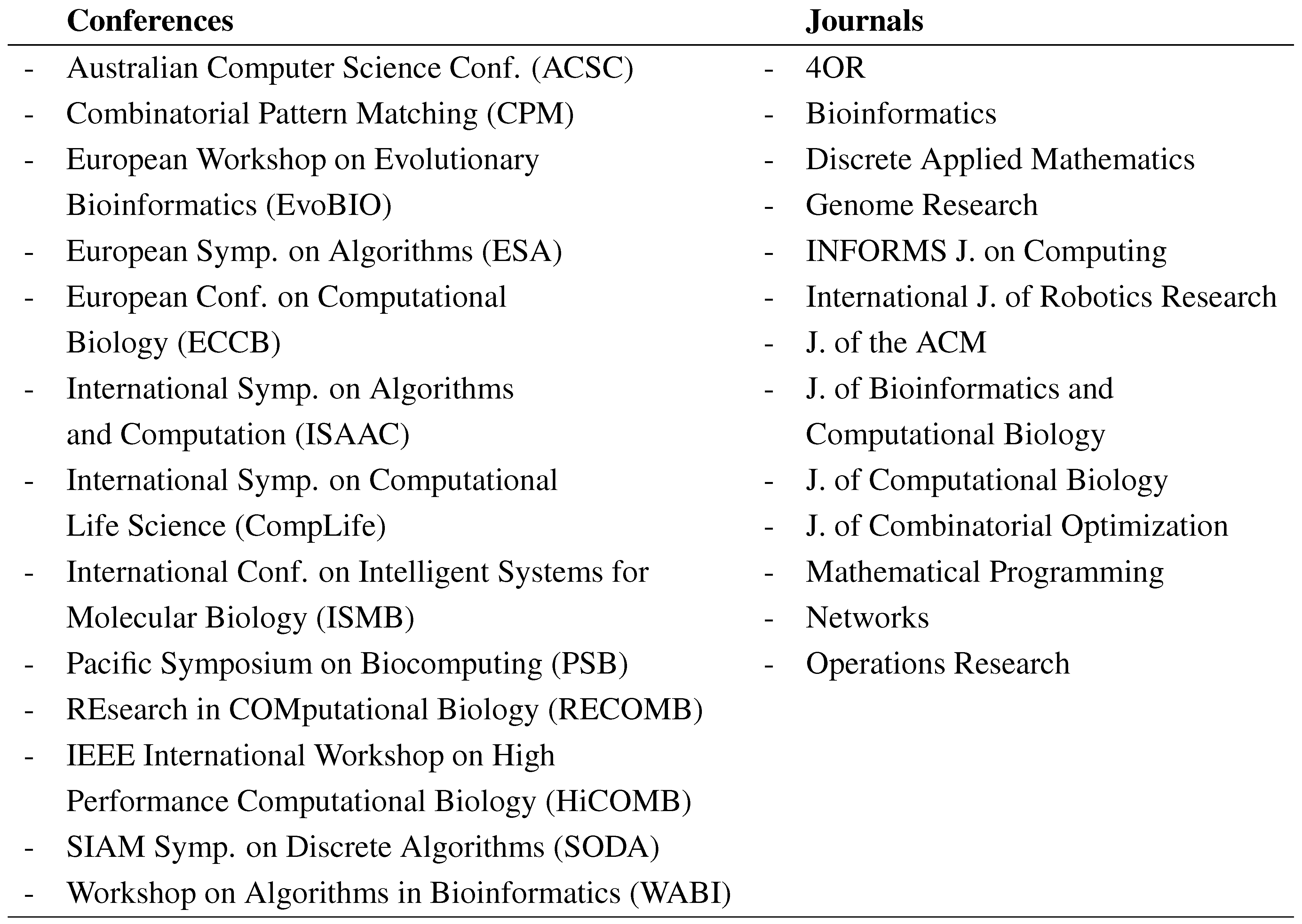 contents research paper thesis example