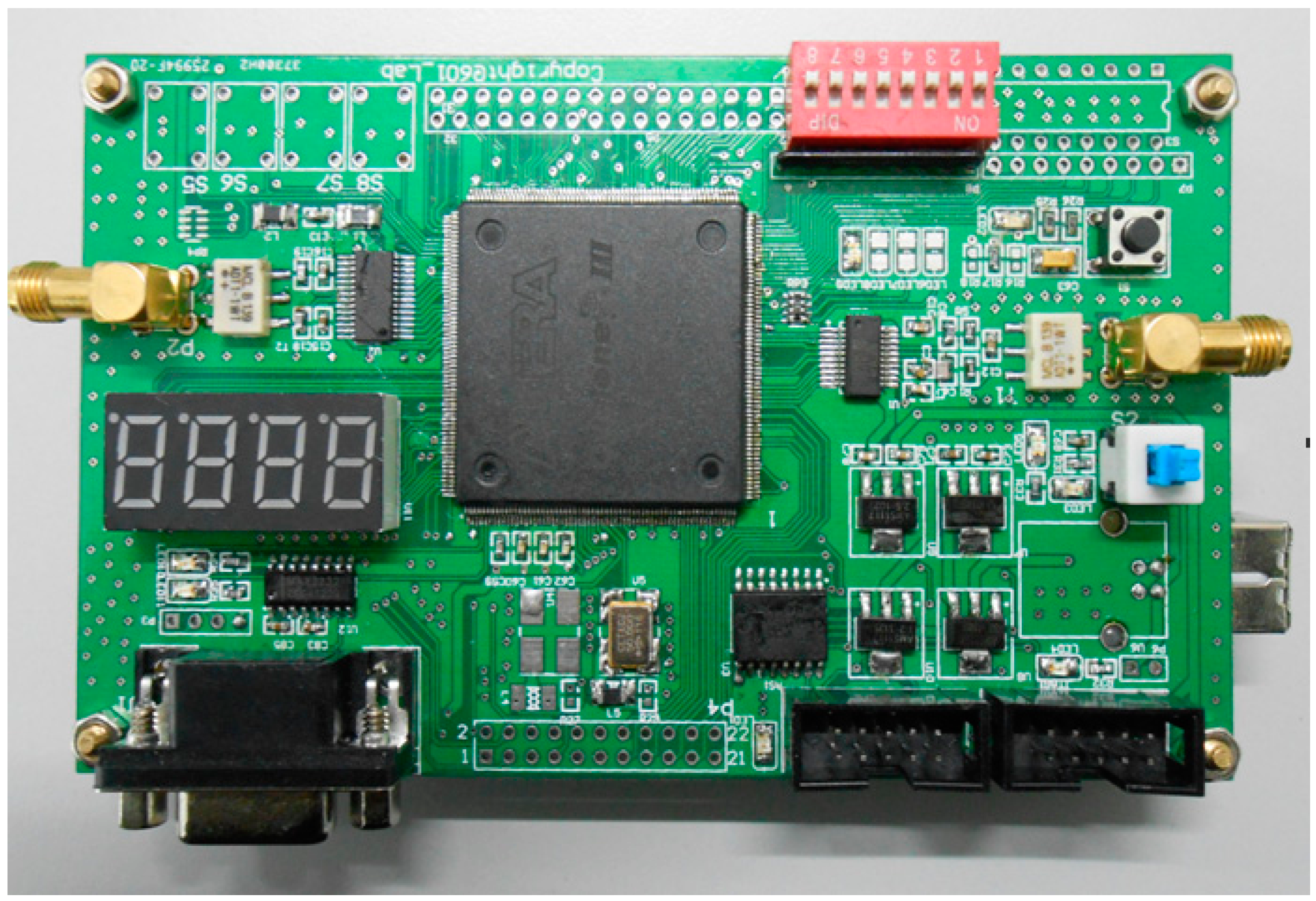 victor thesis fpga The sata controller developed for this thesis will be used in a radar data the data fpga on the board is connected to a sata interface connector using.