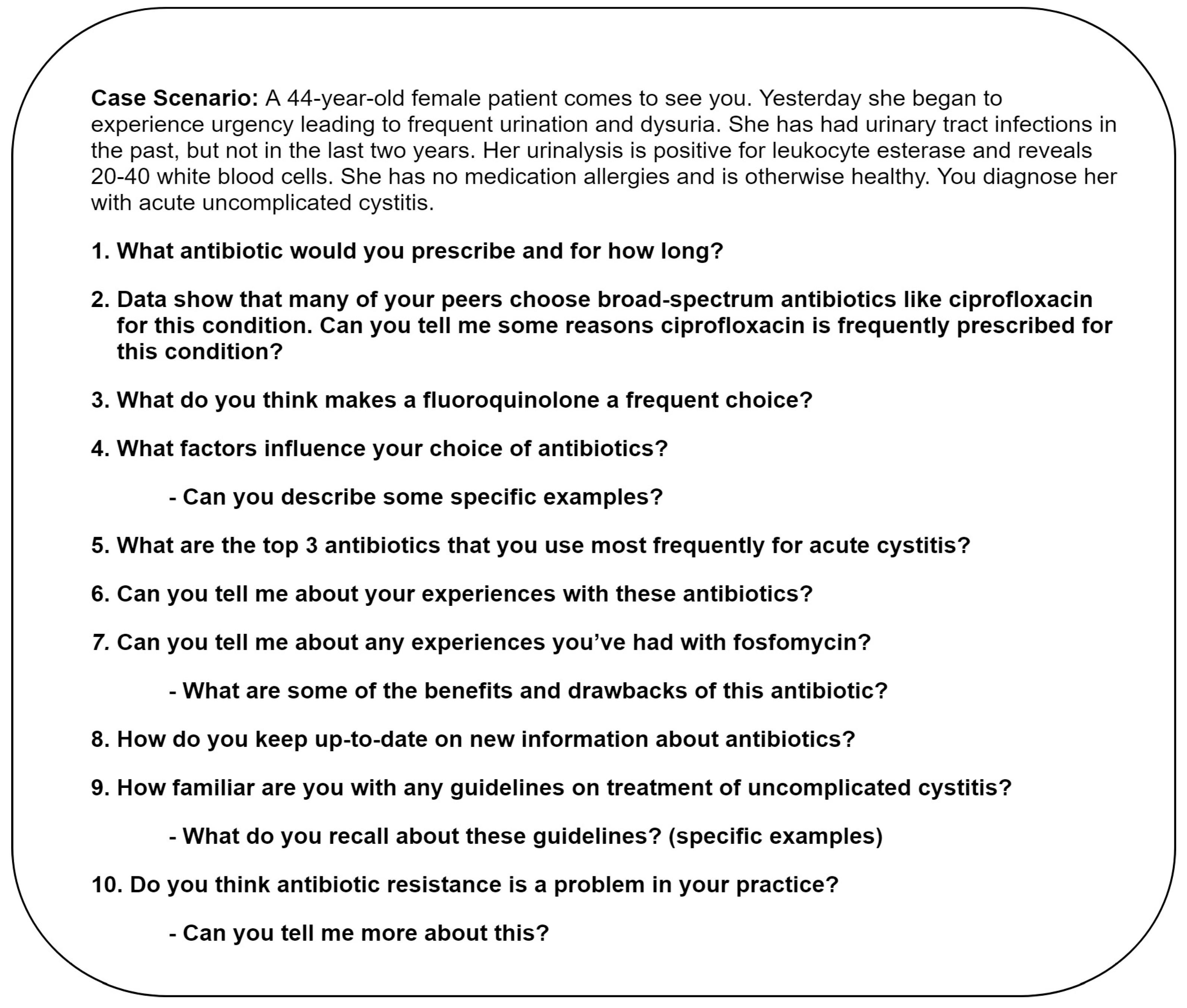 Antibiotics | Free Full-Text | Qualitative Analysis of
