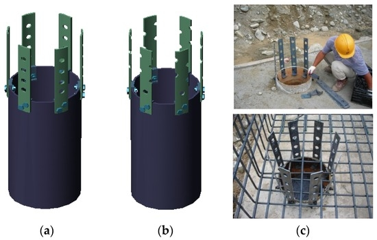 Structural Performance of Steel Pile Caps Strengthened with Perfobond Shear Connectors under Lateral Loading