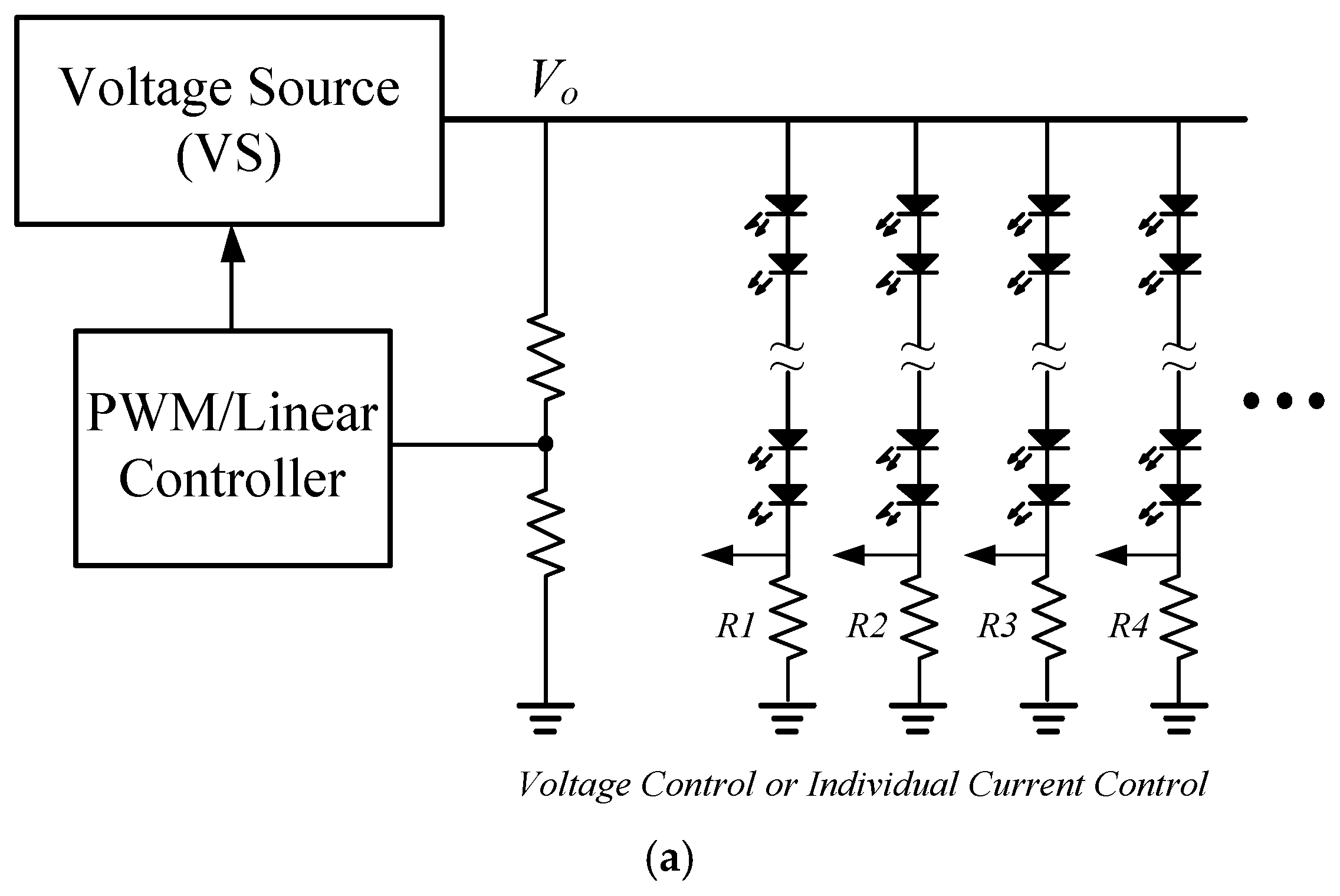 Applied Sciences Free Full Text Led Current Balance Using A Linear Mosfet Voltage Regulator Schematic No