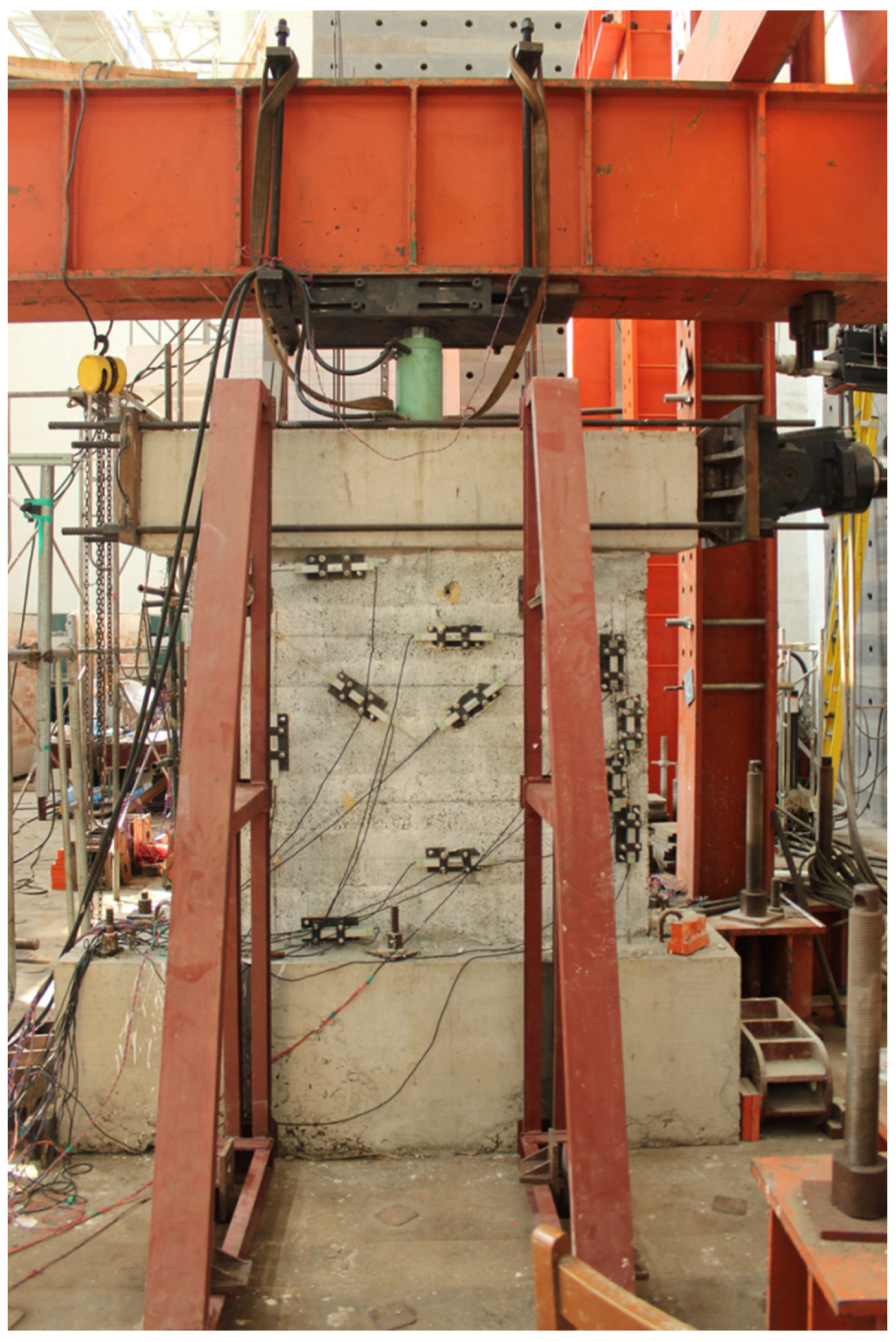 Applied sciences free full text experimental studies for Insulated concrete masonry units