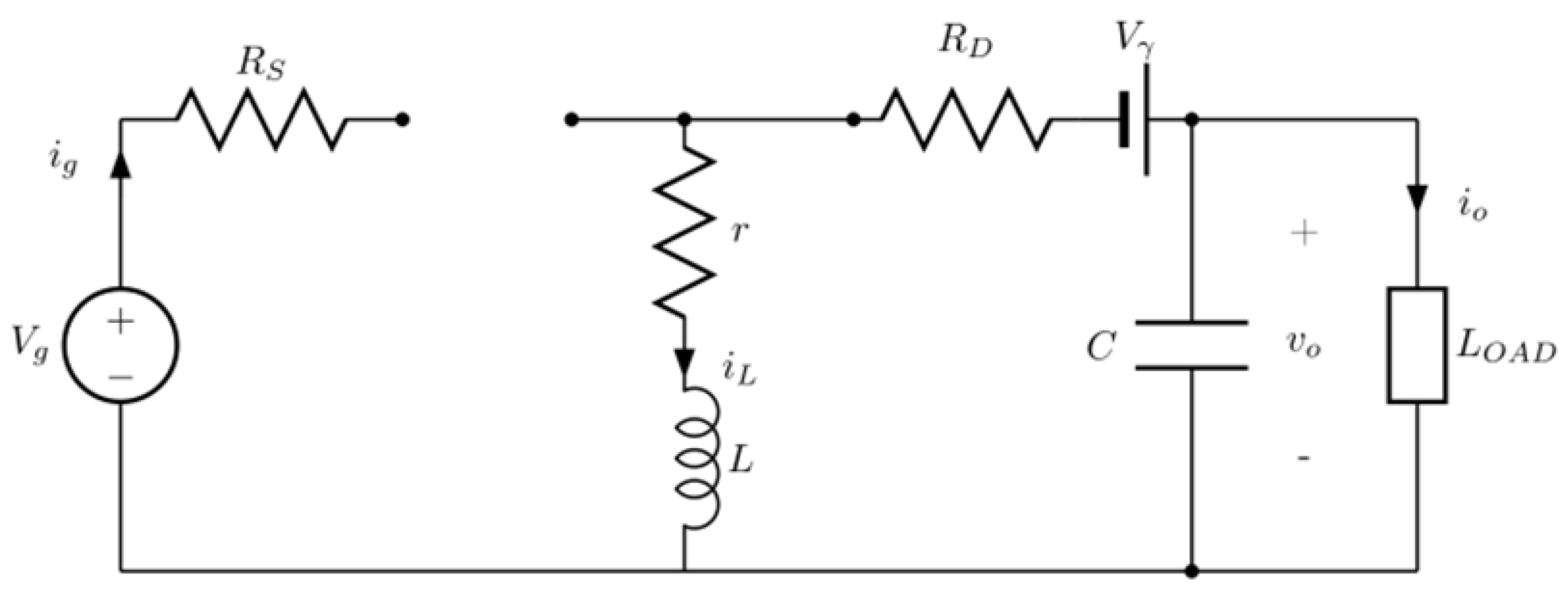 Applied Sciences Free Full Text Theoretical Assessment Of Dc To Converter Circuit Also Buck Boost Design No