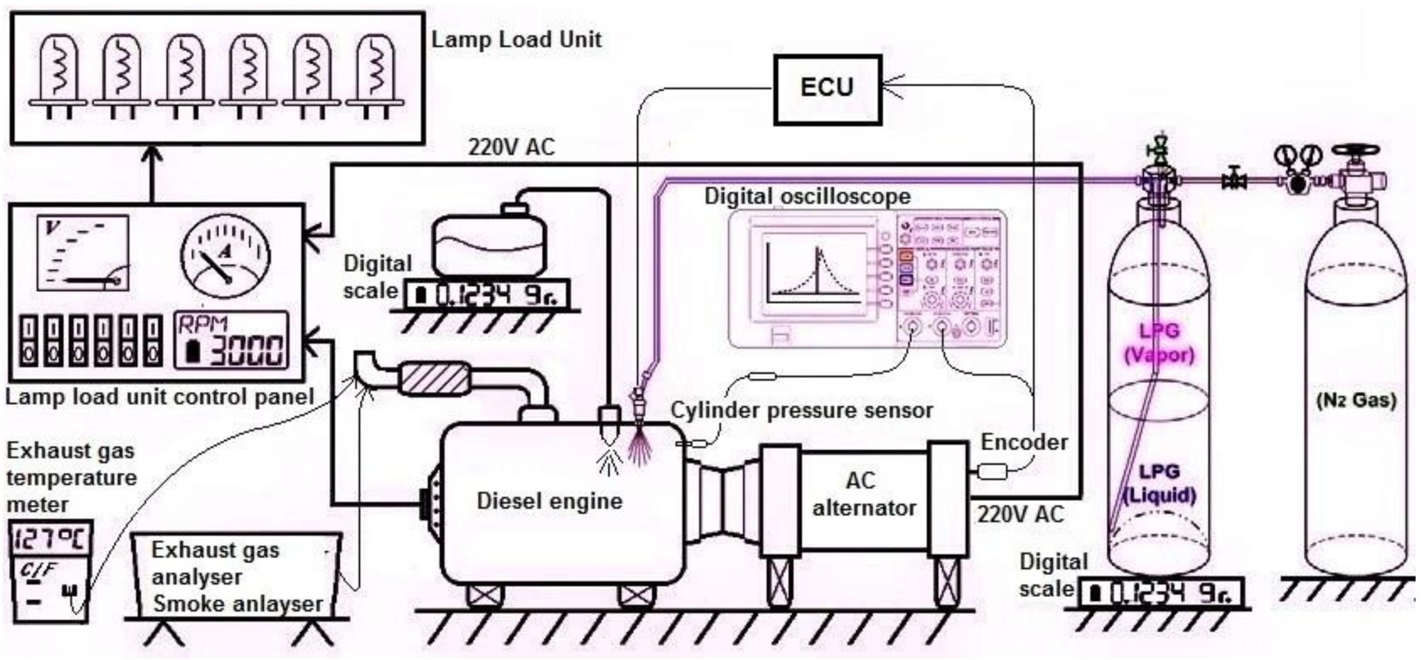 Applied Sciences | Free Full-Text | The Impact of Diesel/LPG Dual