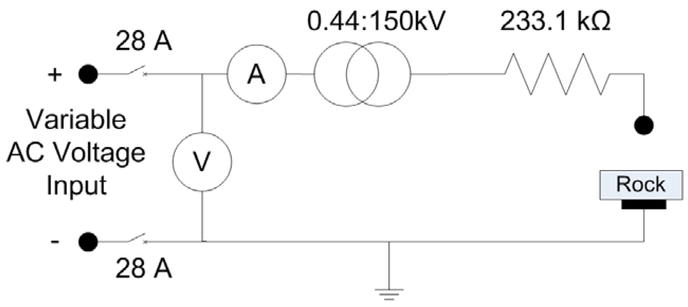 Applied Sciences Free Full Text Experimental Simulation Of Circuit Diagram Voltage Source No