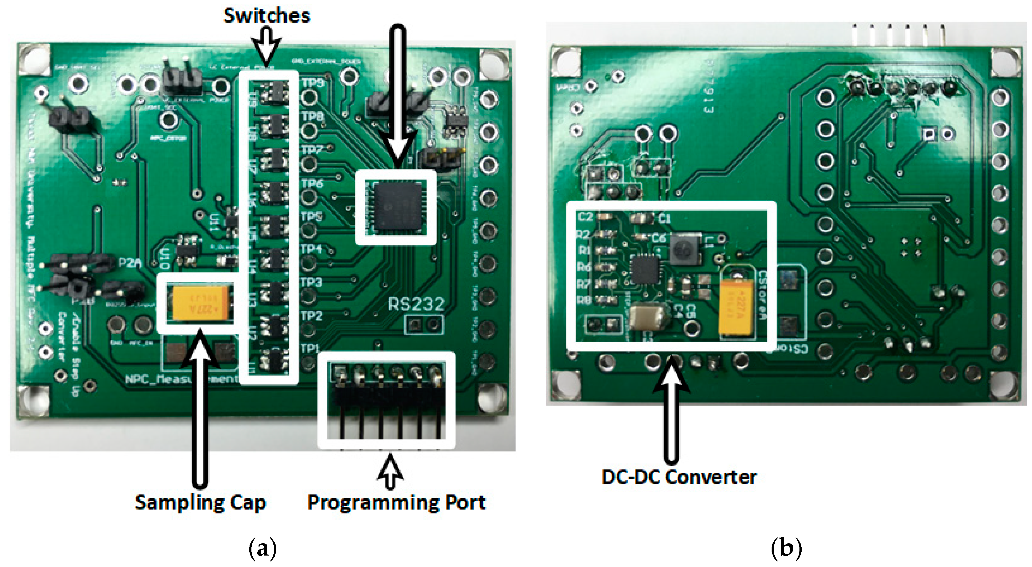 Applied Sciences Free Full Text A Time Interleave Based Power Electronic Printed Circuit Board With Technology Style Against Fiber No