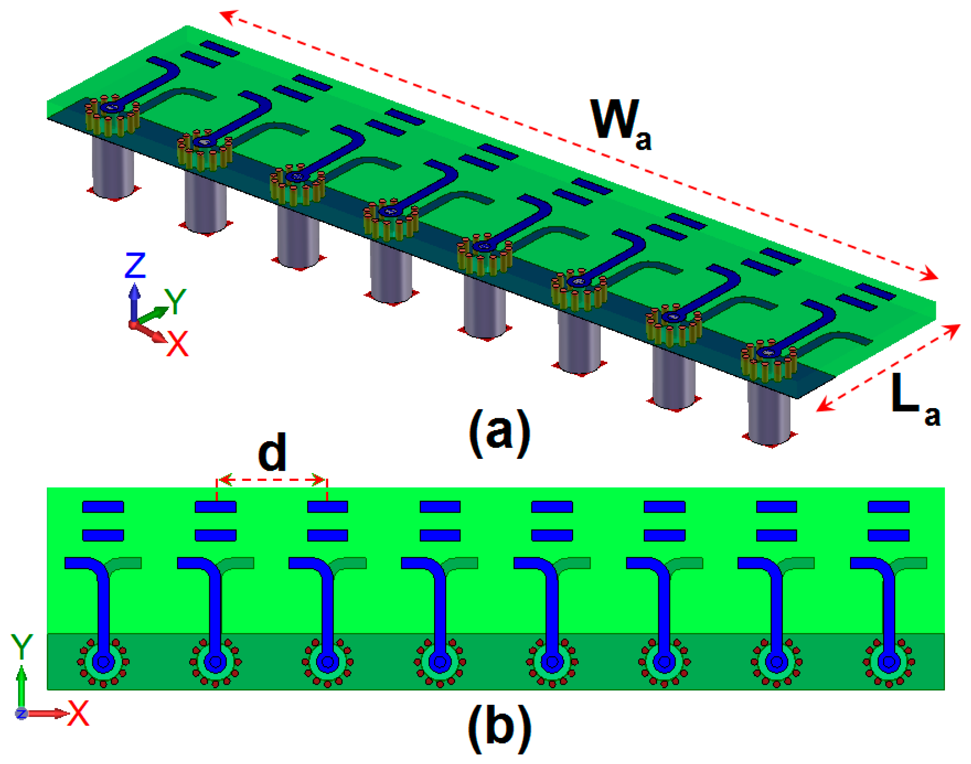 Applied Sciences | Free Full-Text | MM-Wave Phased Array