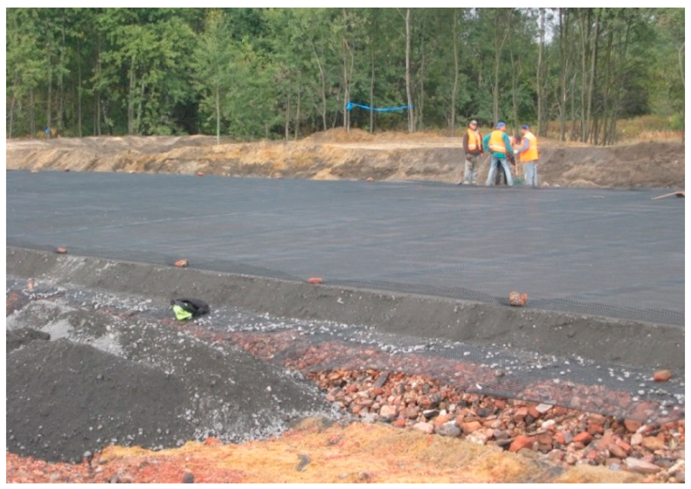 Applied Sciences | Free Full-Text | Lessons Learned on Geosynthetics