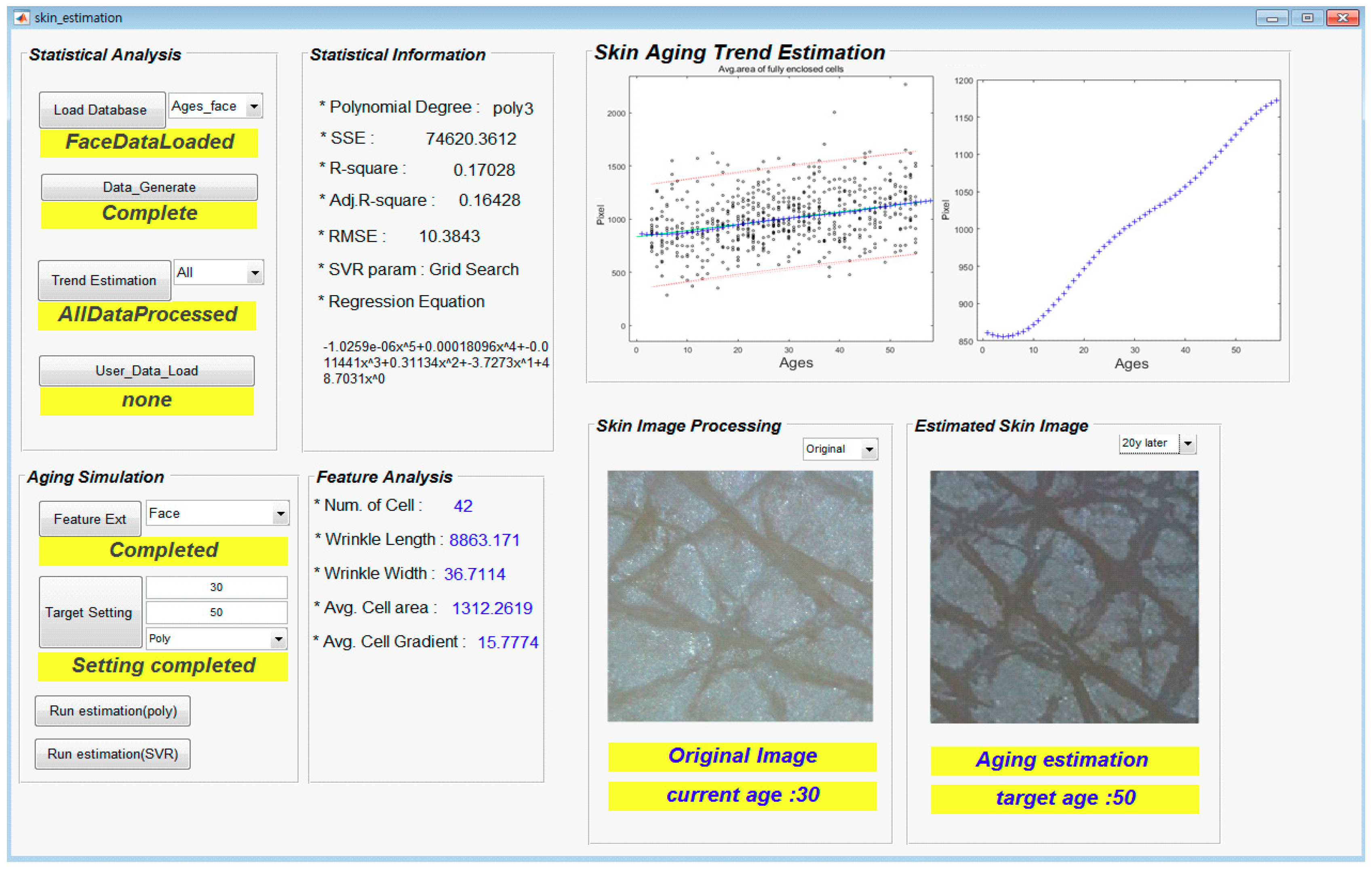 Applied Sciences | Free Full-Text | Skin Aging Estimation