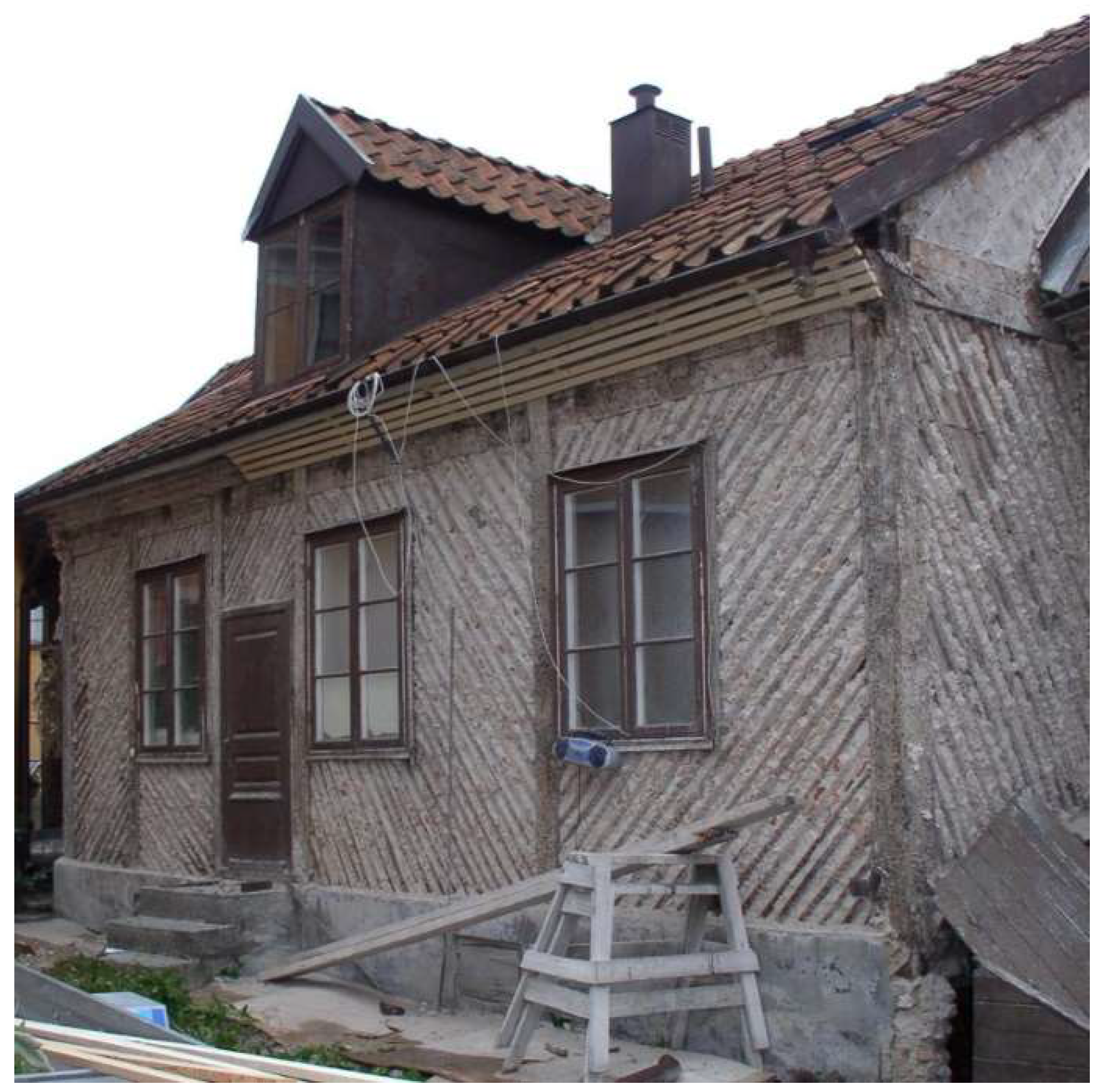 Applied Sciences Free Full Text Full Scale Studies Of Improving Energy Performance By Renovating Historic Swedish Timber Buildings With Hemp Lime Html
