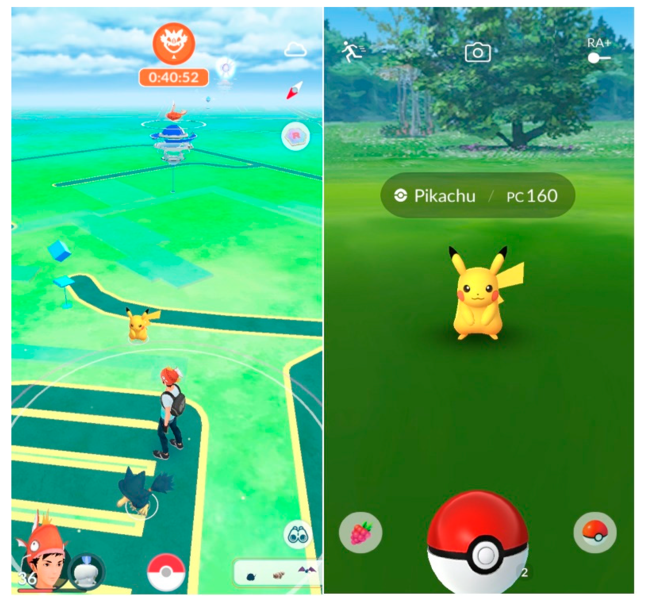Applied Sciences | Free Full-Text | Uses and Gratifications on Augmented  Reality Games: An Examination of Pokémon Go