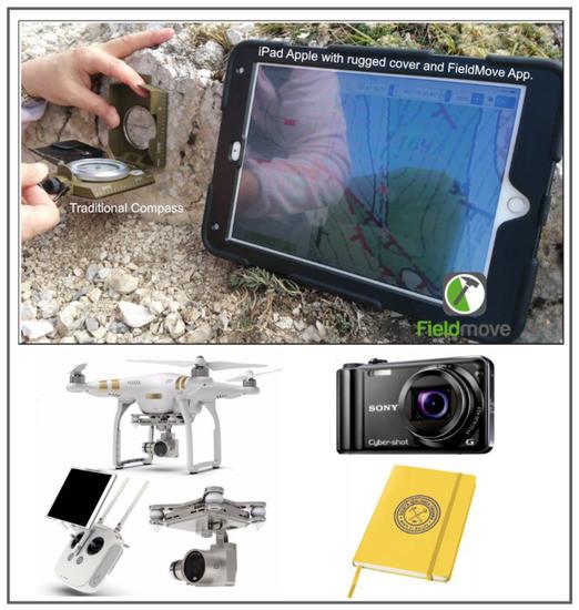 2.00 X 5.00 X 8.00 Brown Valley Industries Camera Holder