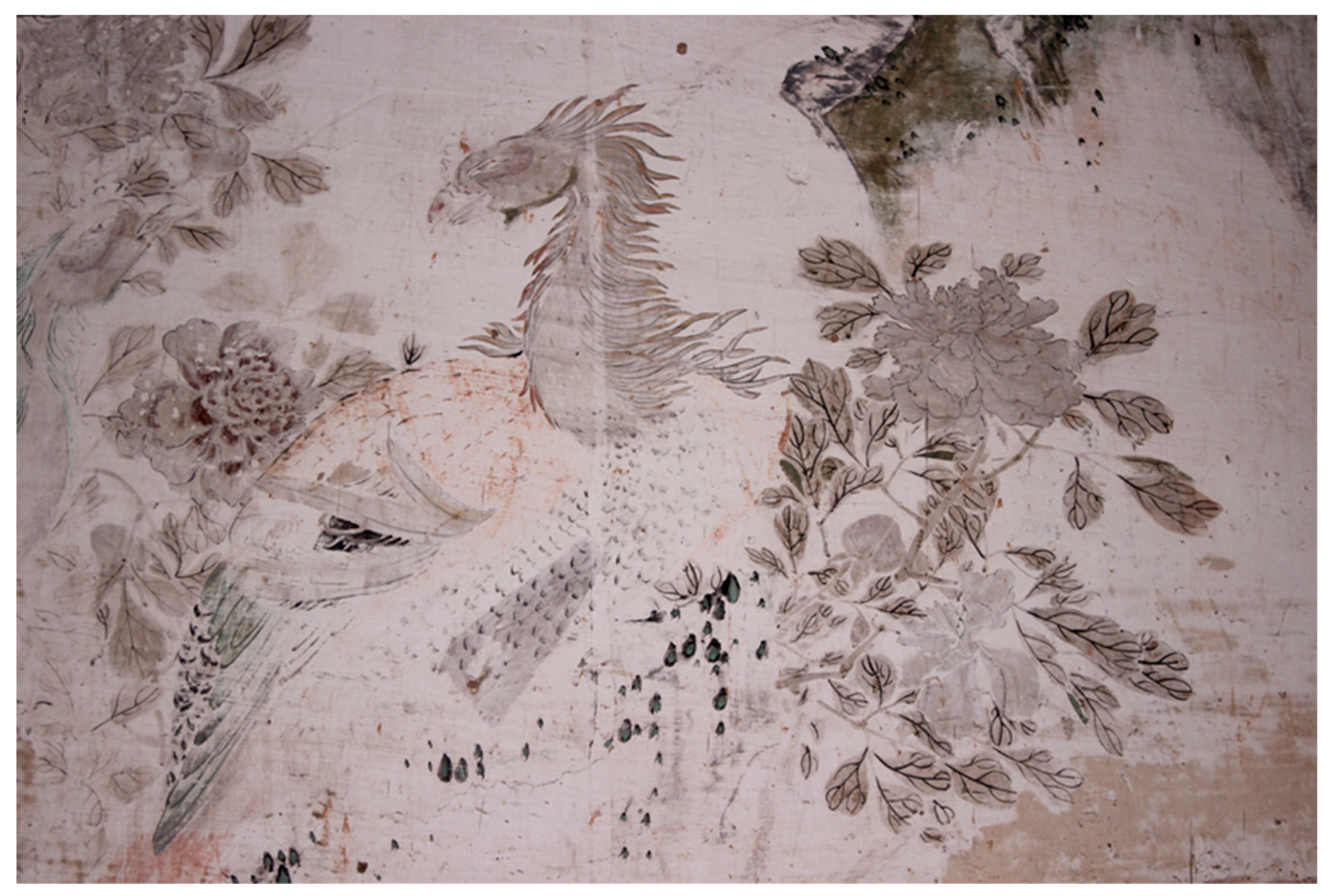 arts free full text the screen in fresco paintings a study of