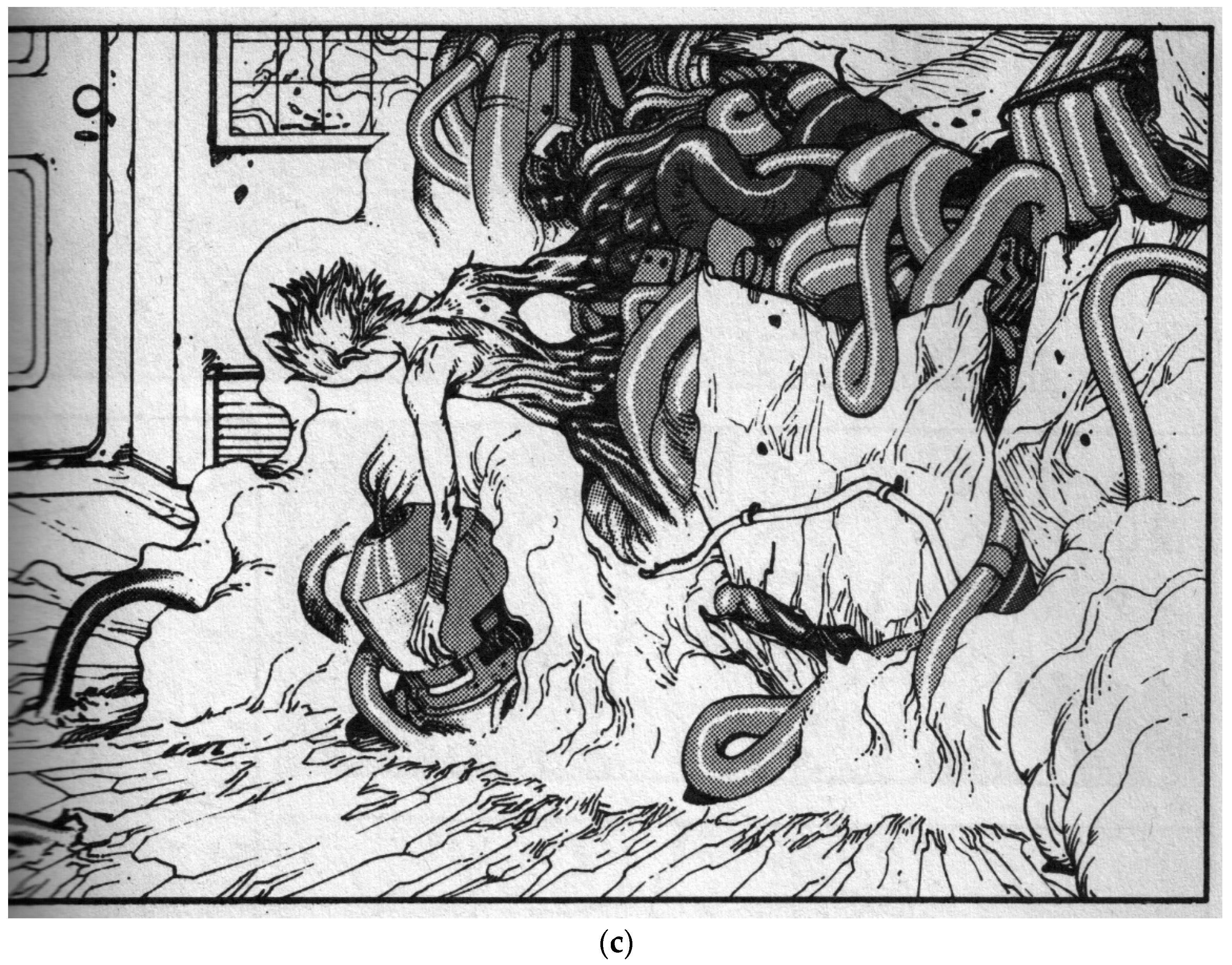Arts Free Full Text Has Akira Always Been A Cyberpunk Comic Html