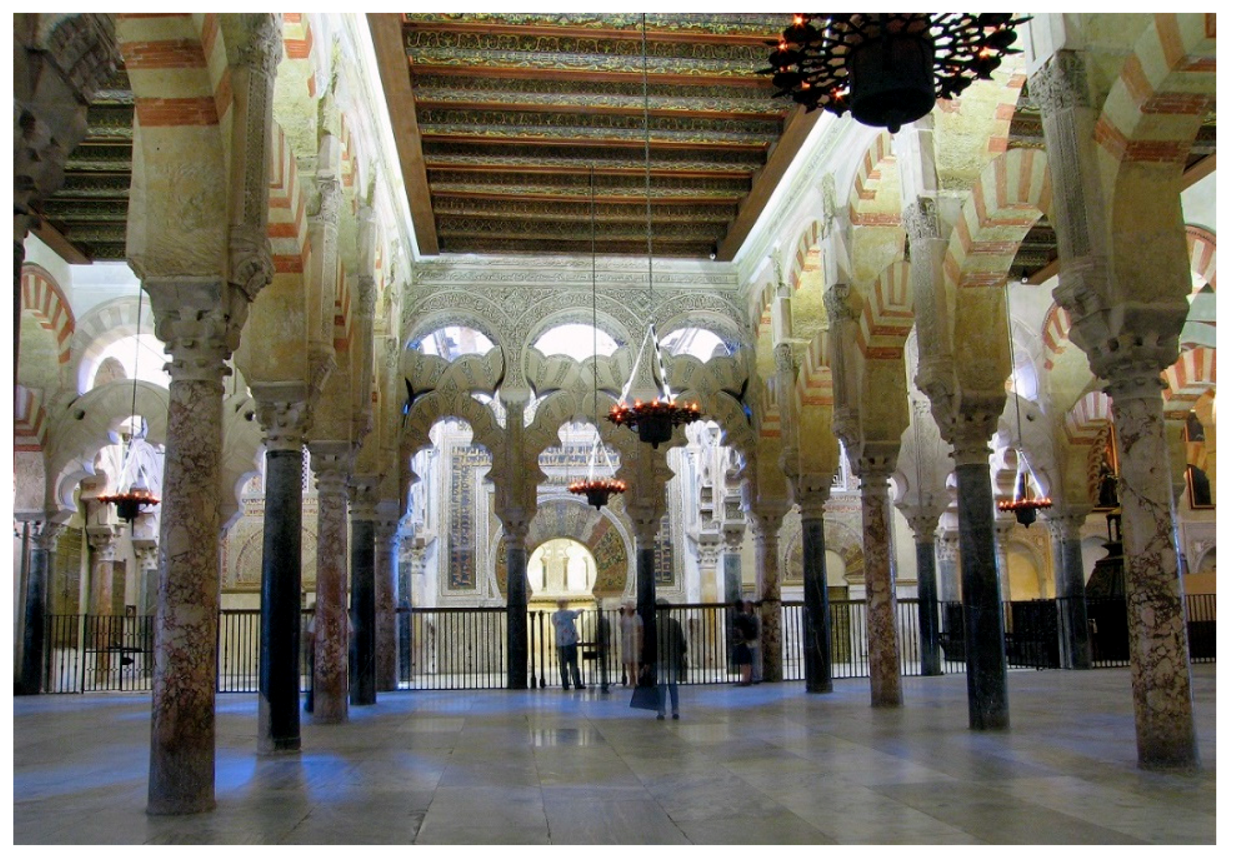 Arts Free Full Text The Visual Construction Of The Umayyad Caliphate In Al Andalus Through The Great Mosque Of Cordoba Html