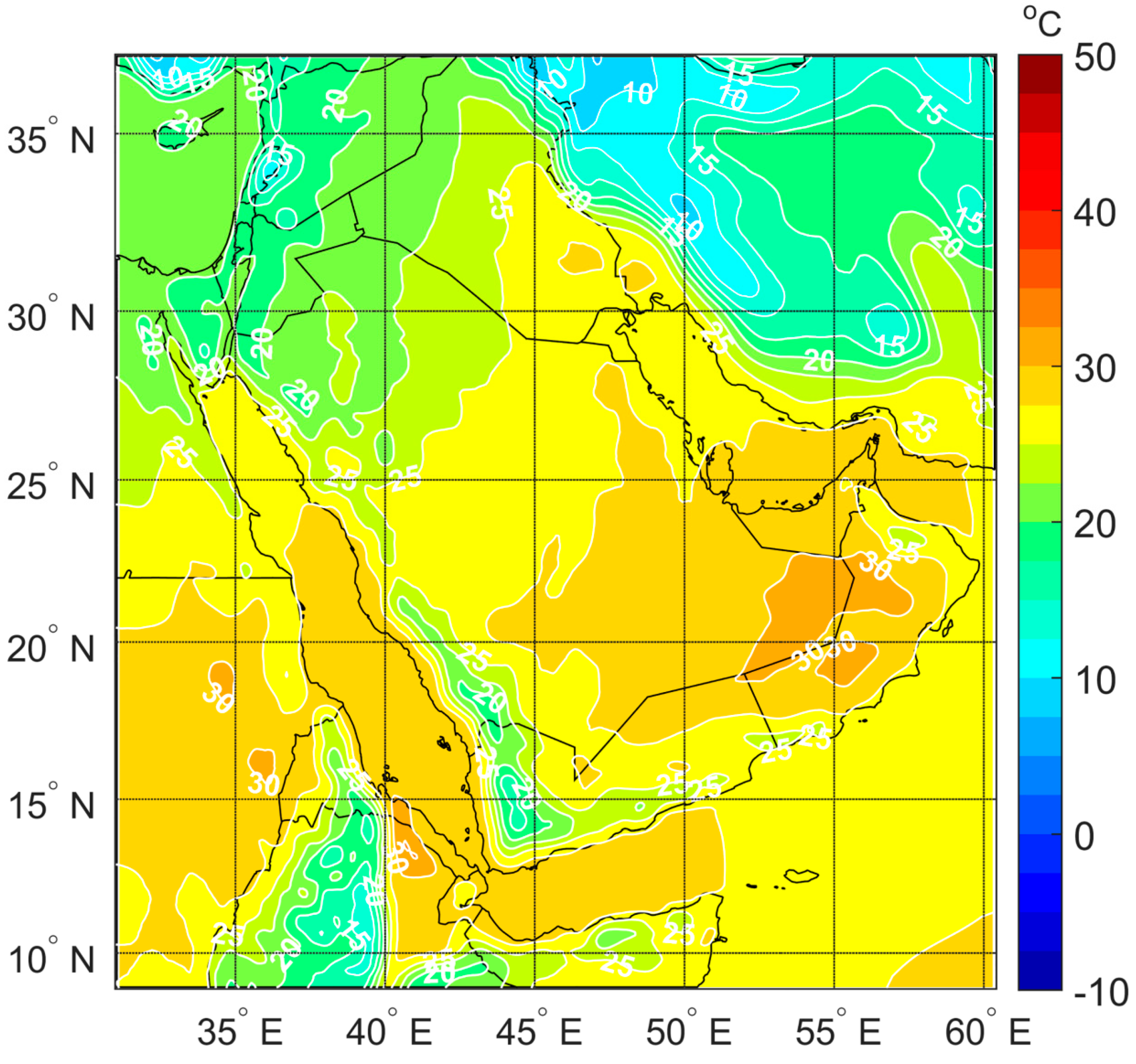 Picture of: Atmosphere Free Full Text Regional Climatic Features Of The Arabian Peninsula Html