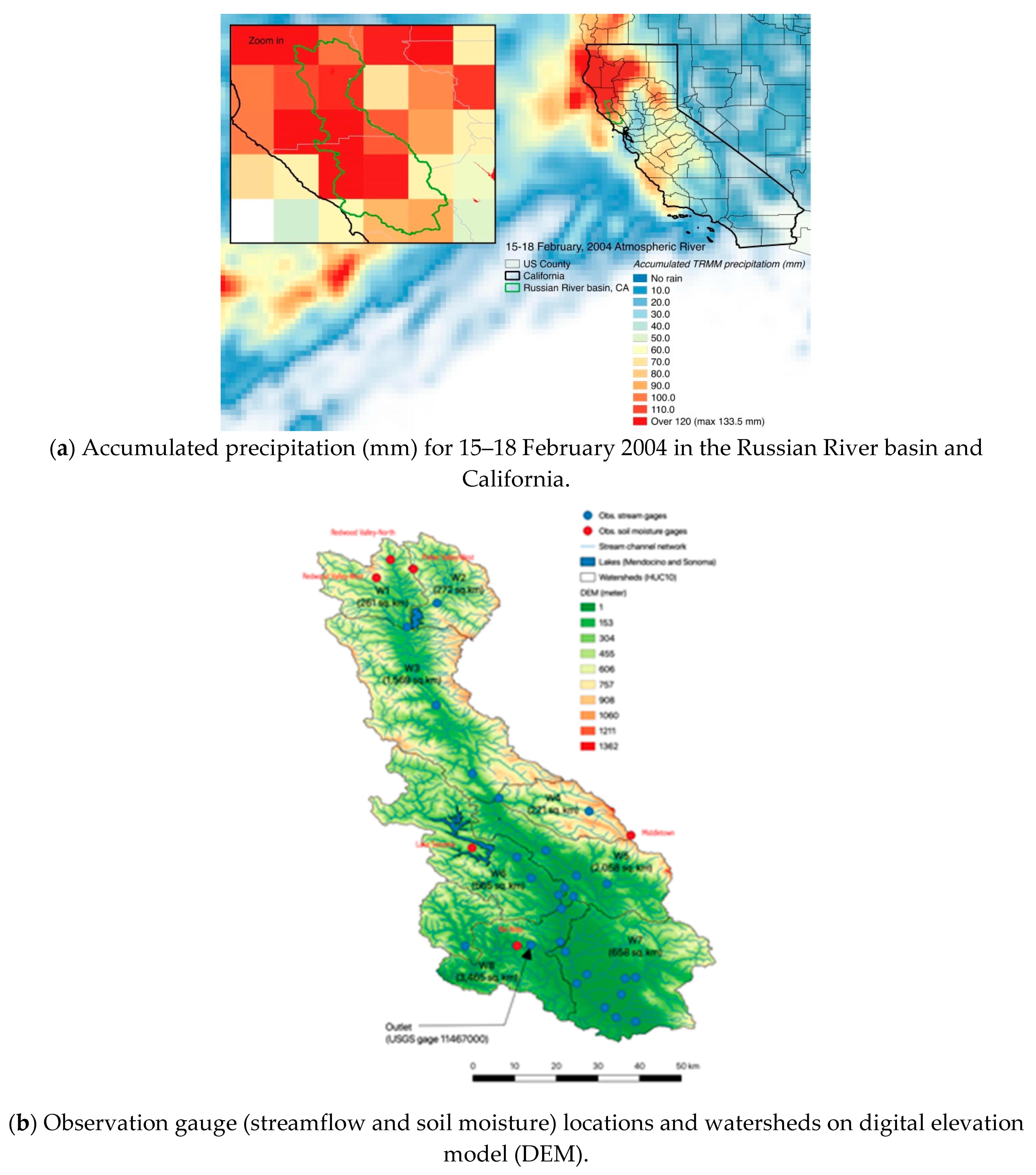 Atmosphere | Free Full-Text | Modeling Streamflow Enhanced ...