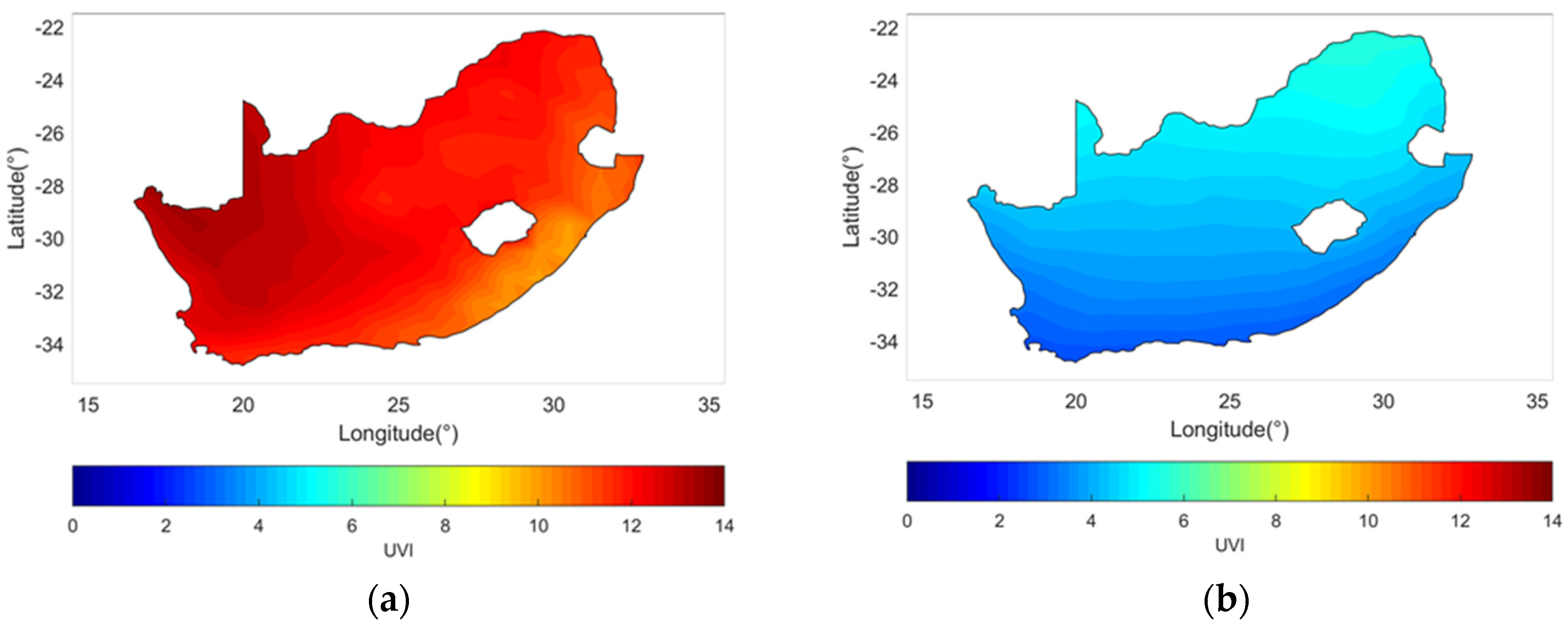 Atmosphere Free Full Text The Incidence Of Skin Cancer In Relation To Climate Change In South Africa Html