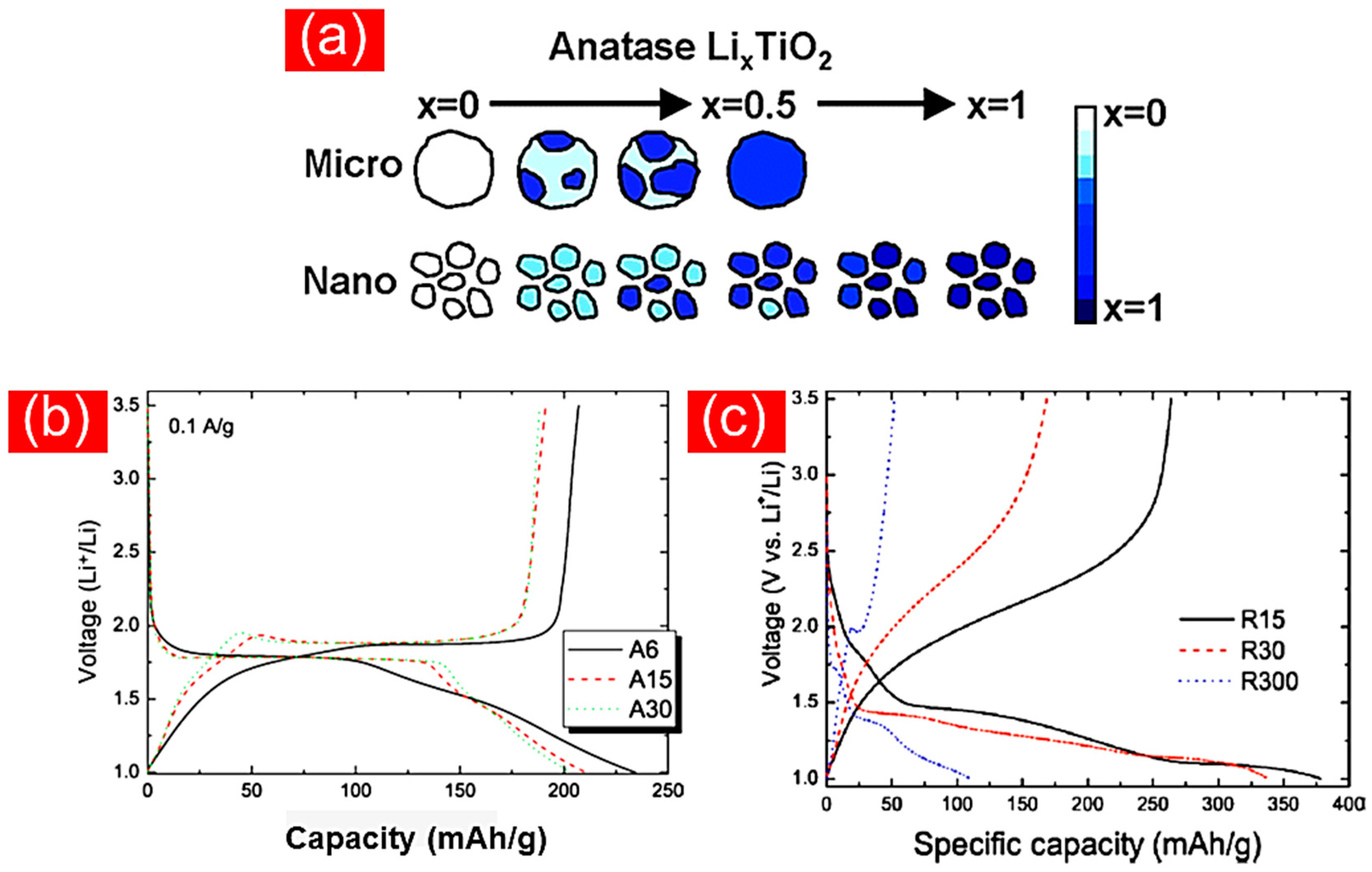 Batteries | Free Full-Text | Current Advances in TiO2-Based