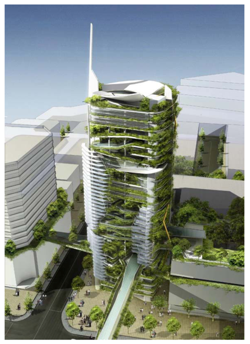 Buildings Free Full Text Tall Buildings And Urban