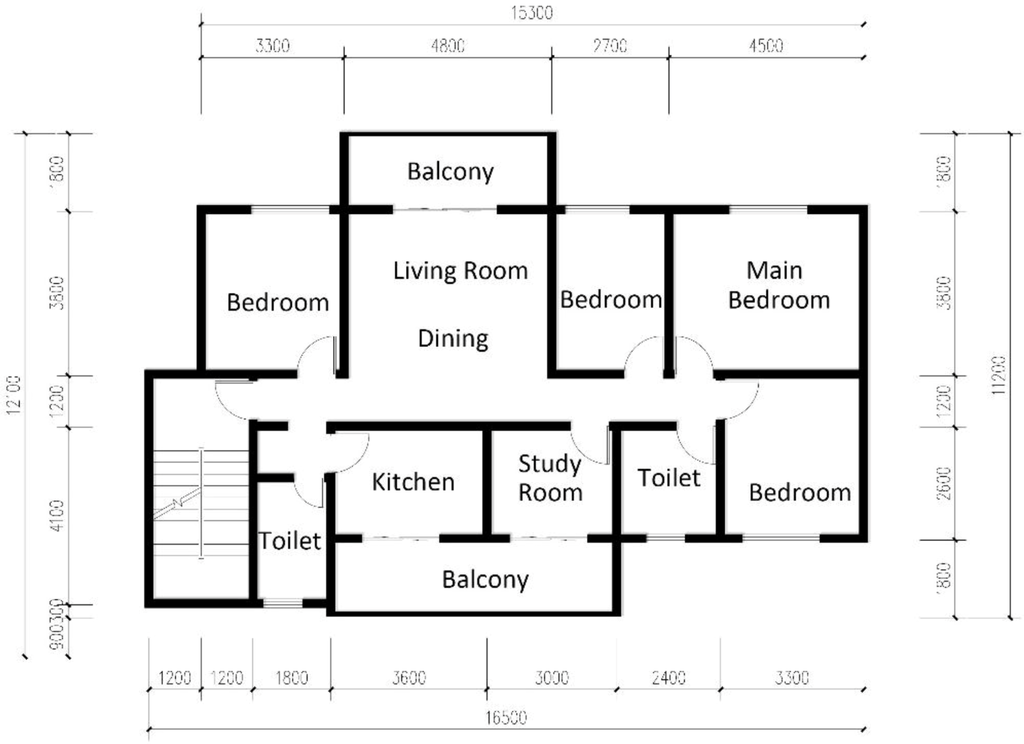 Buildings | Free Full-Text | Design of Dwellings and Interior Family ...