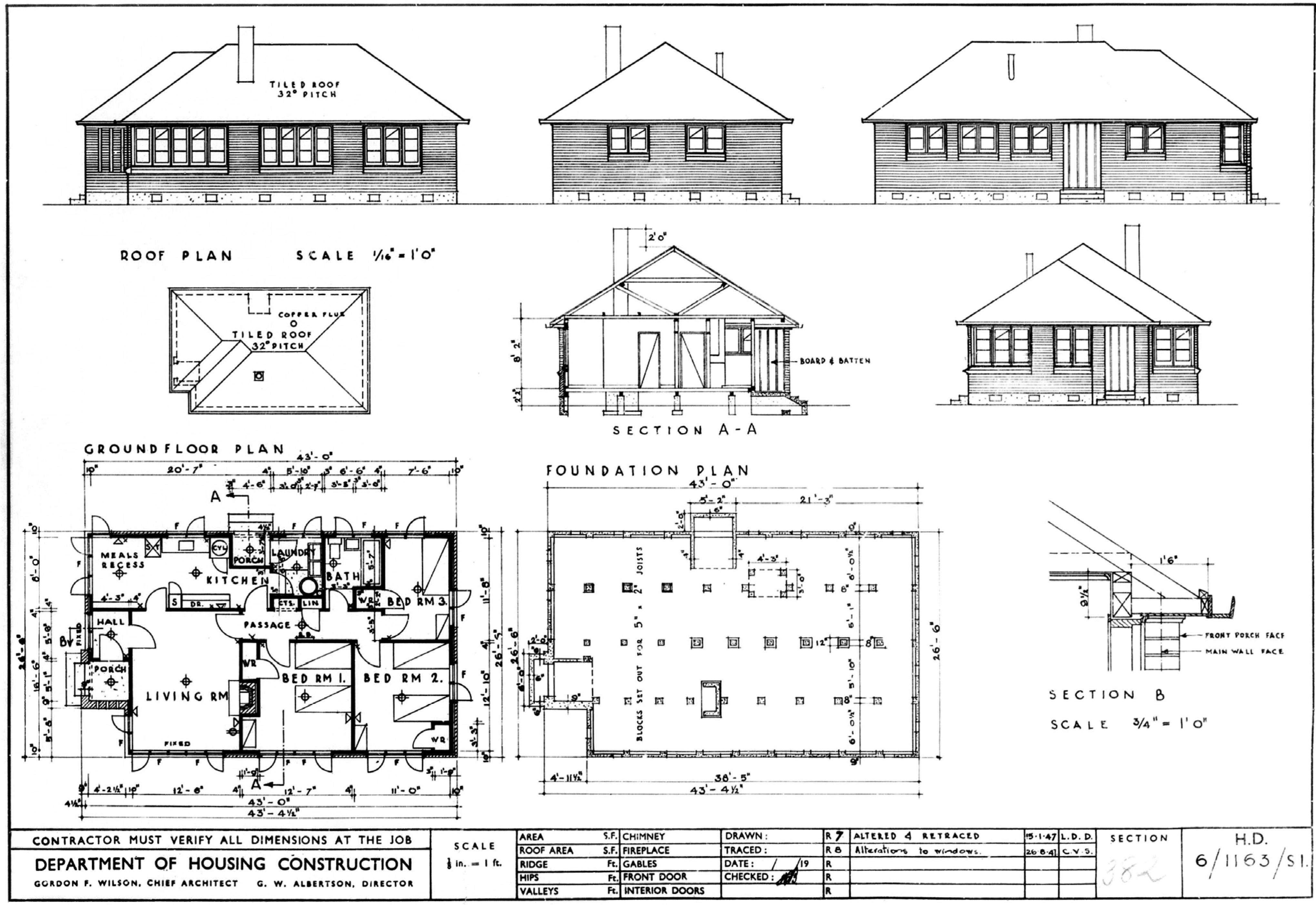 Buildings free full text modern housing retrofit for State house floor plans nz