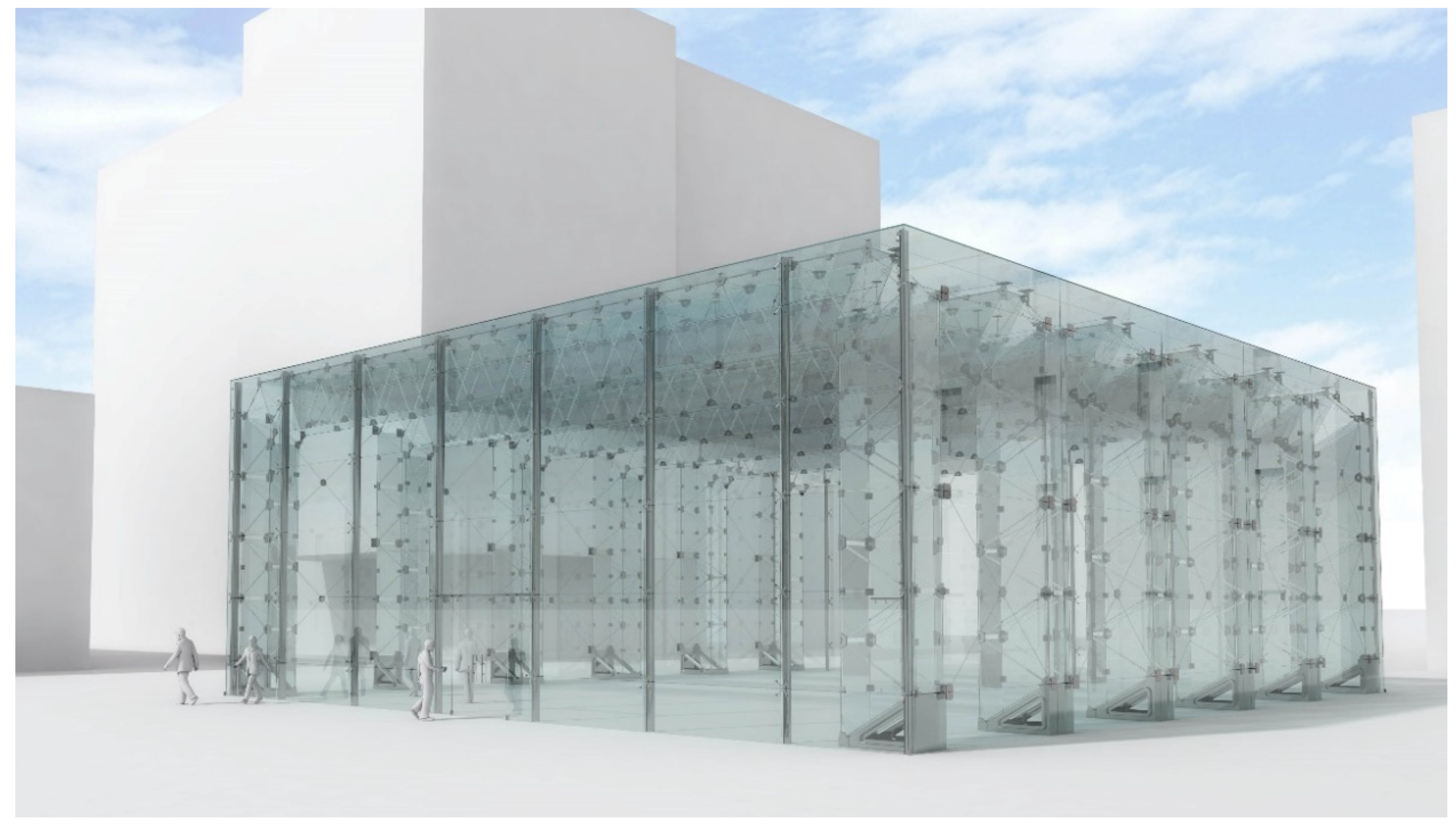 Buildings Free Full Text The Tvt Glass Pavilion Theoretical