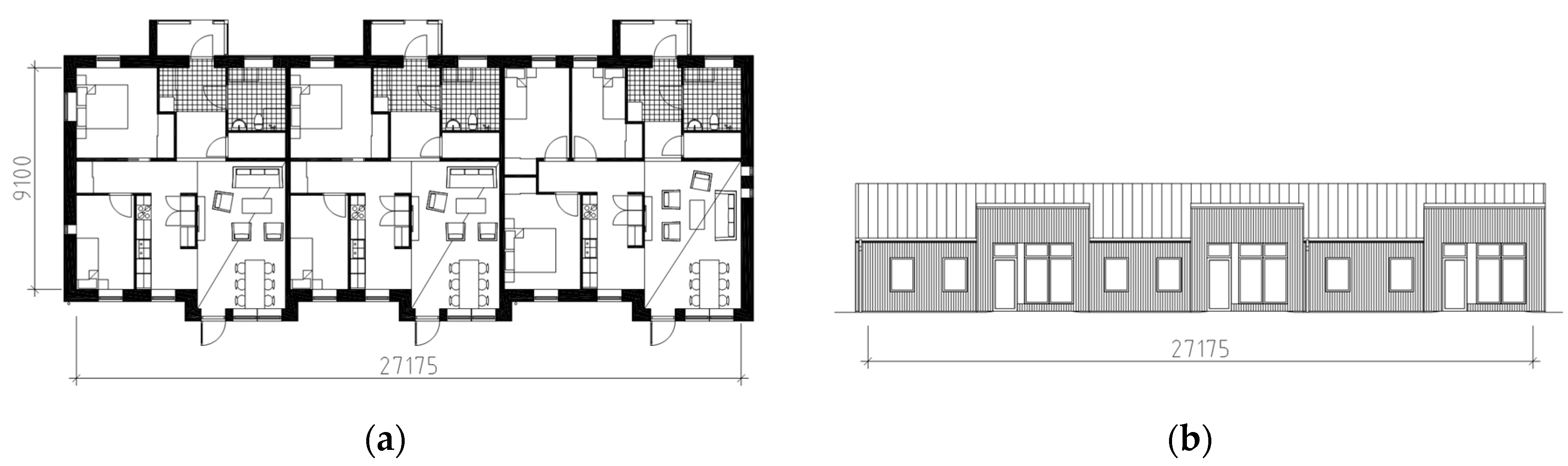 net zero floor plans buildings free full text two methods for normalisation of