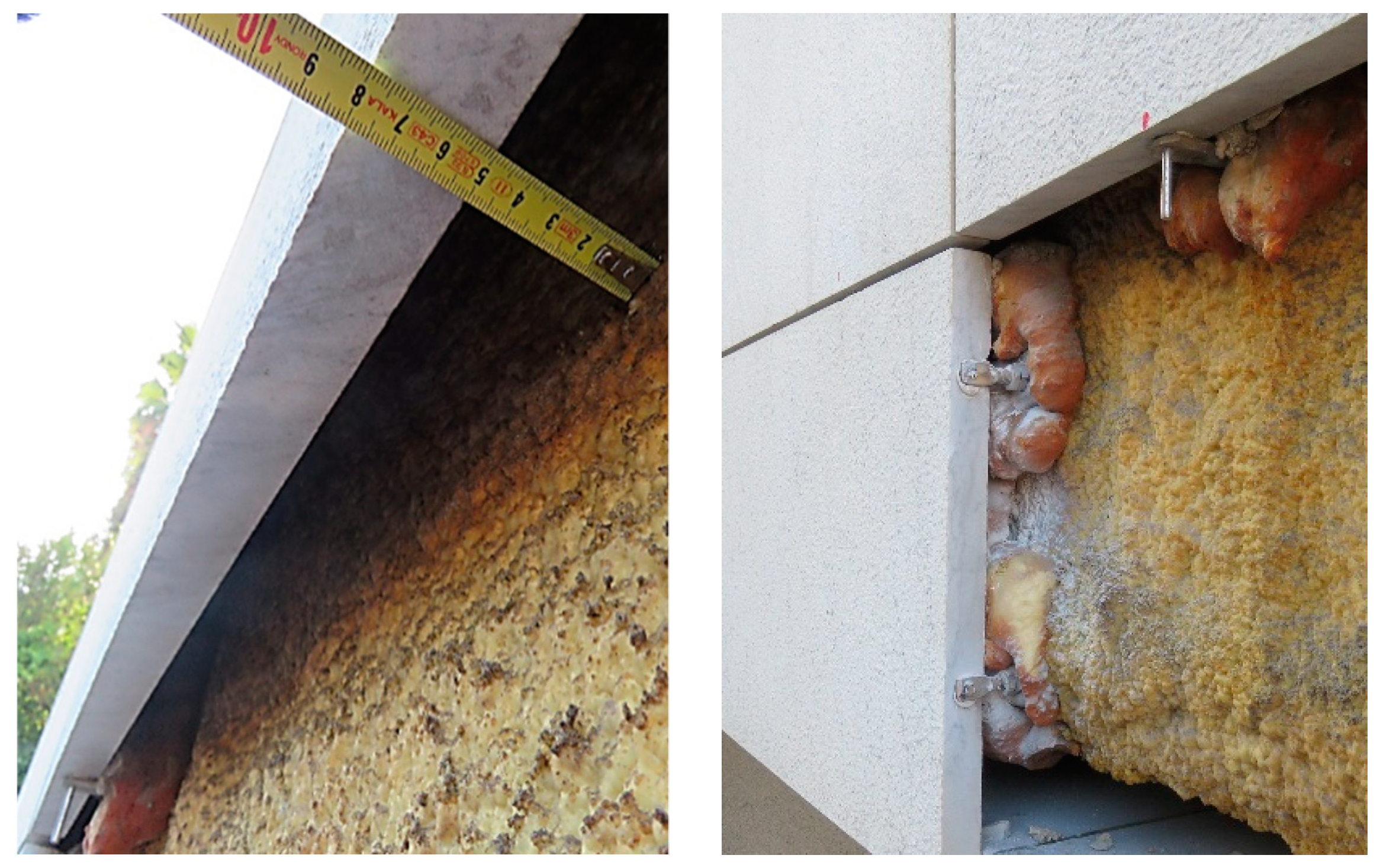 Buildings Free Full Text Durability Of Stone Cladding In Buildings A Case Study Of Marble Slabs Affected By Bowing Html