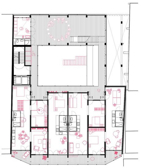 Buildings Free Full Text The Building As A Home Housing Cooperatives In Barcelona Html