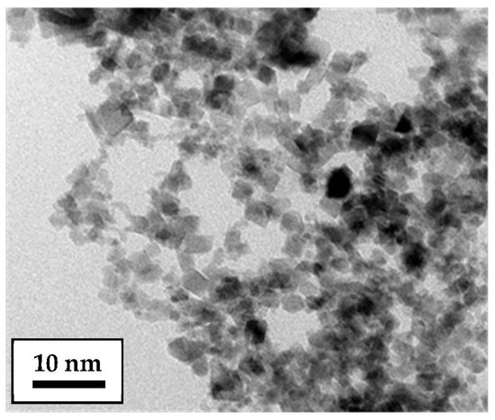 Aqueous and Surface Chemistries of Photocatalytic Fe-Doped CeO2 Nanoparticles