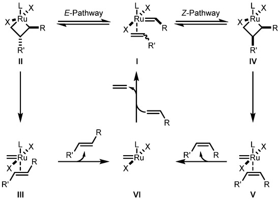 Recent Advancements in Stereoselective Olefin Metathesis Using Ruthenium Catalysts