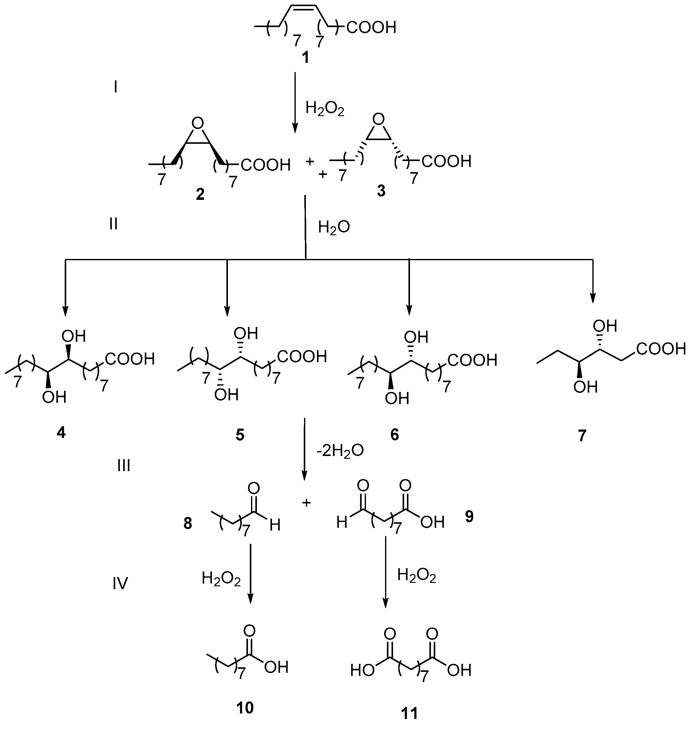 Catalysts   Free Full-Text   Oxidative Cleavage of Fatty