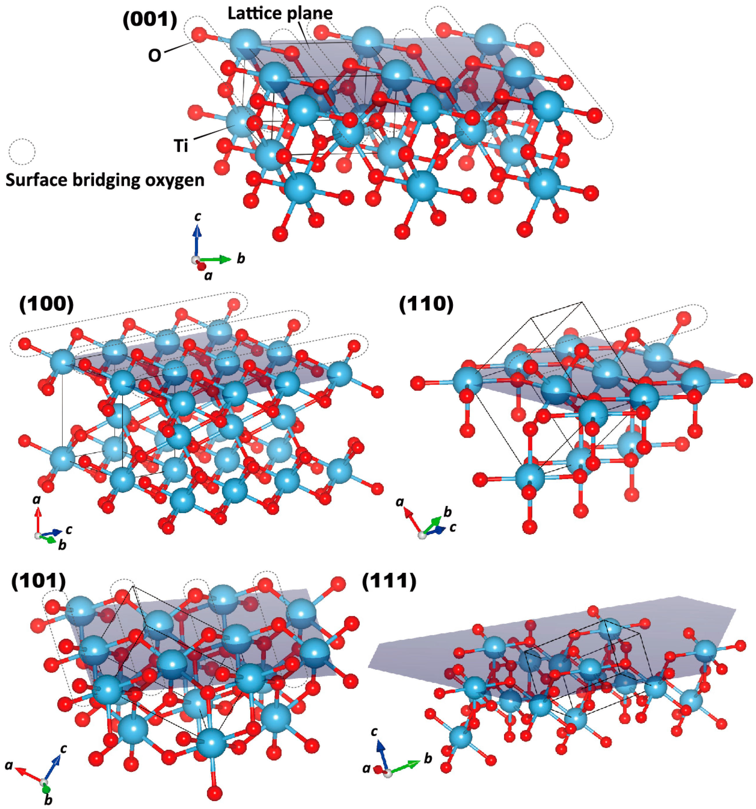 Catalysts | Free Full-Text | Crystal-Plane Dependence of Nb