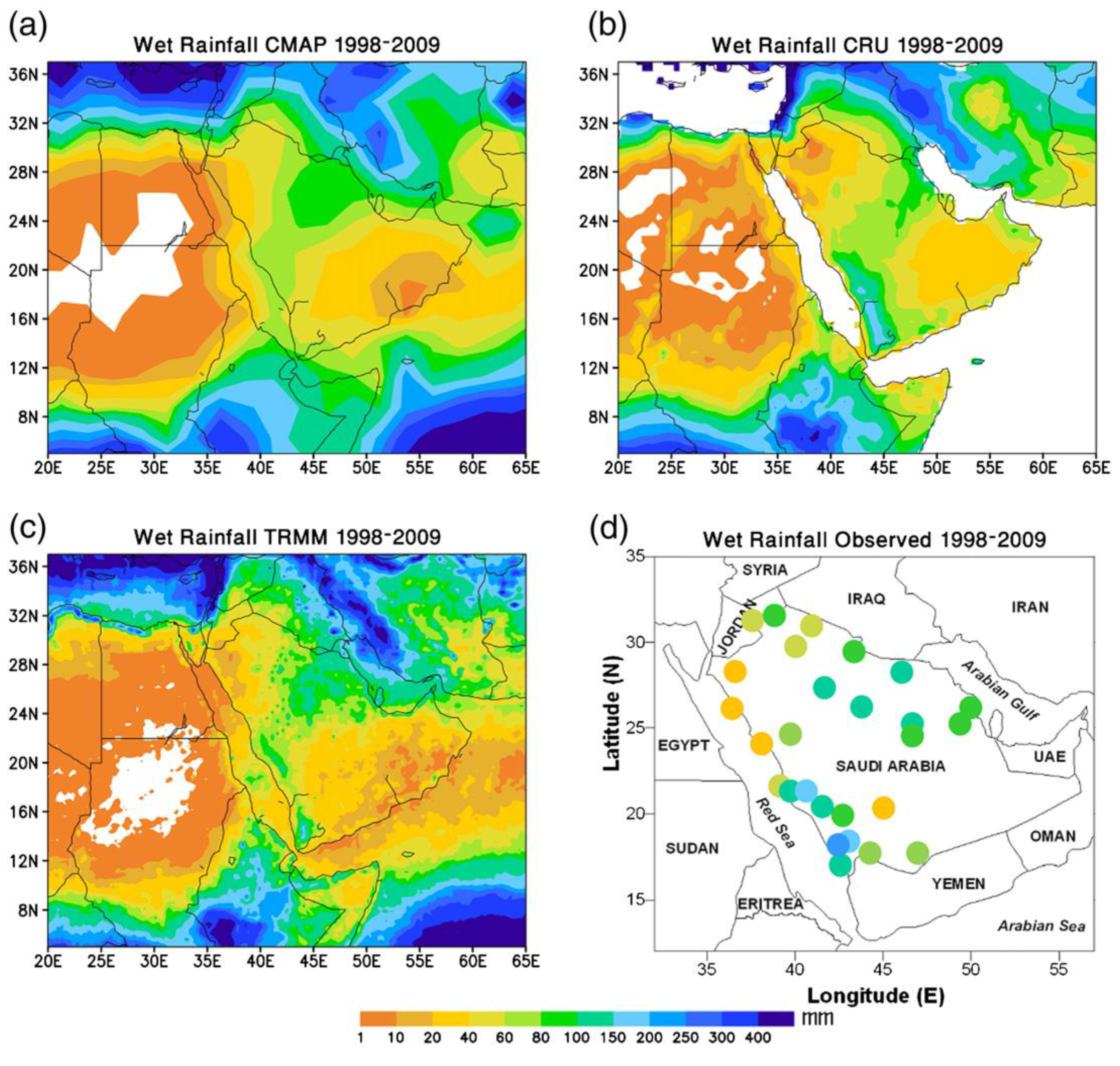 Climate  Free FullText  Rainfall Features and Variations over