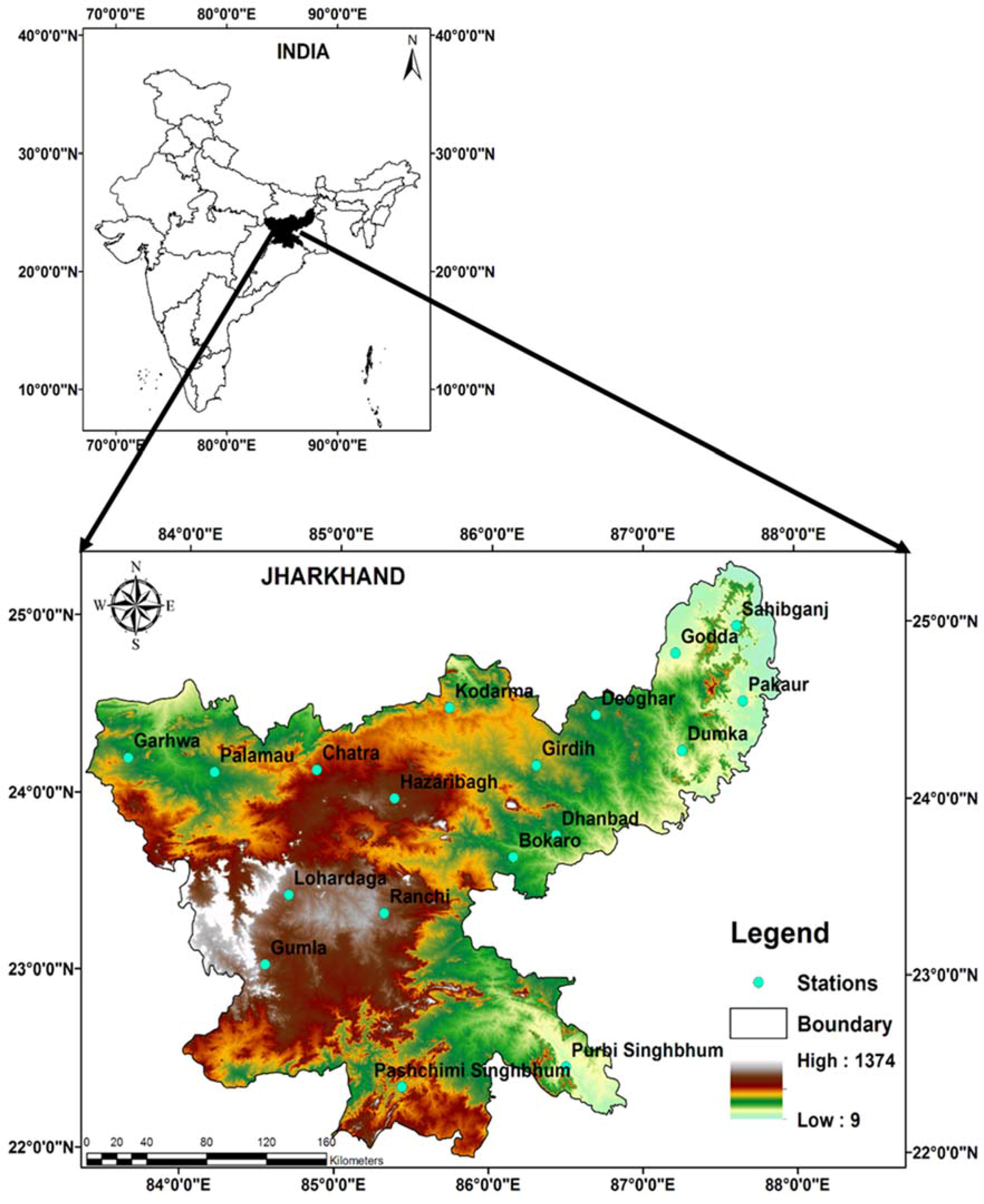 Climate Free Full Text Long Term Spatiotemporal