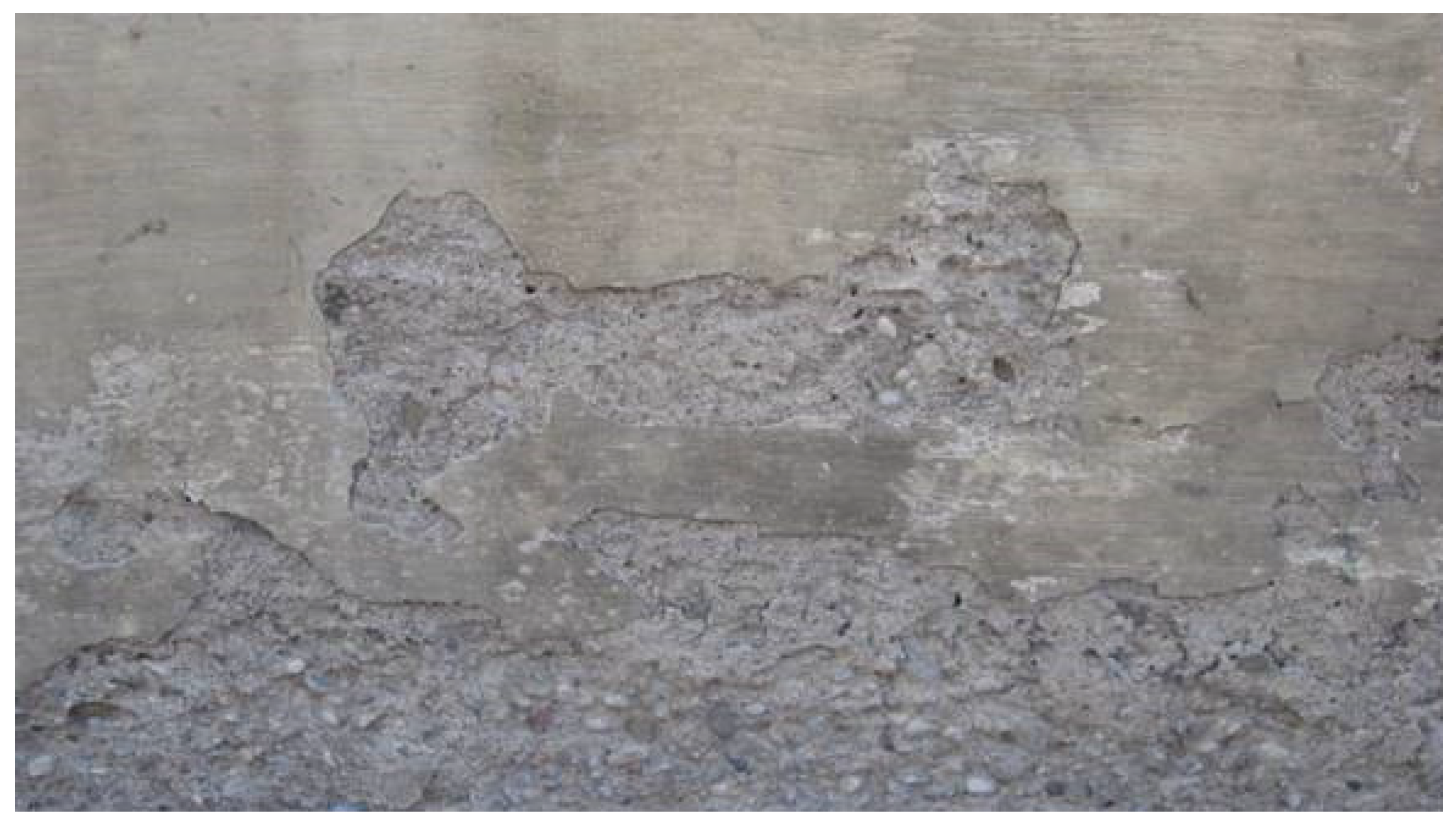 Coatings free full text concrete damage in field for Concrete freezing