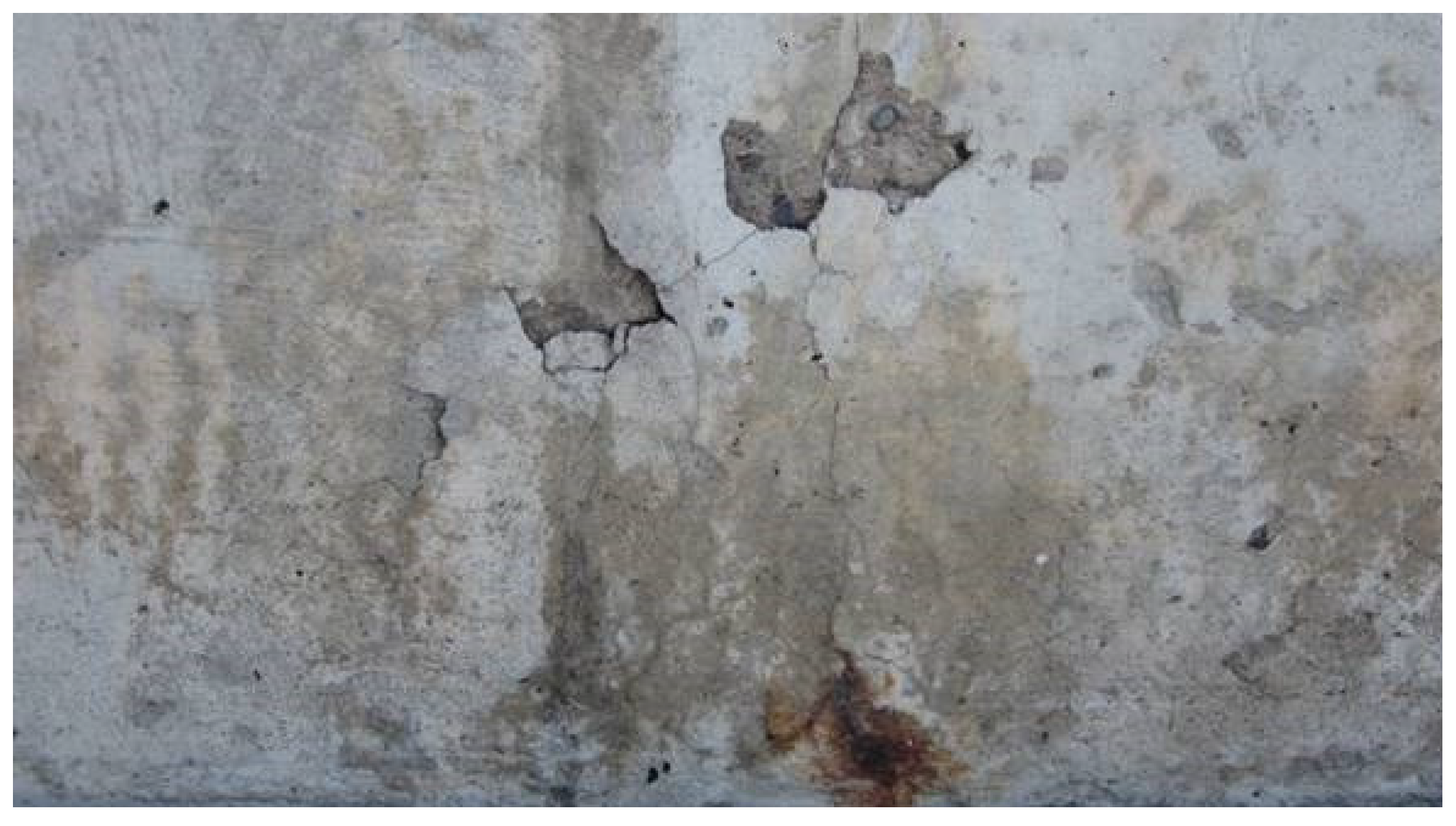 Coatings | Free Full-Text | Concrete Damage in Field