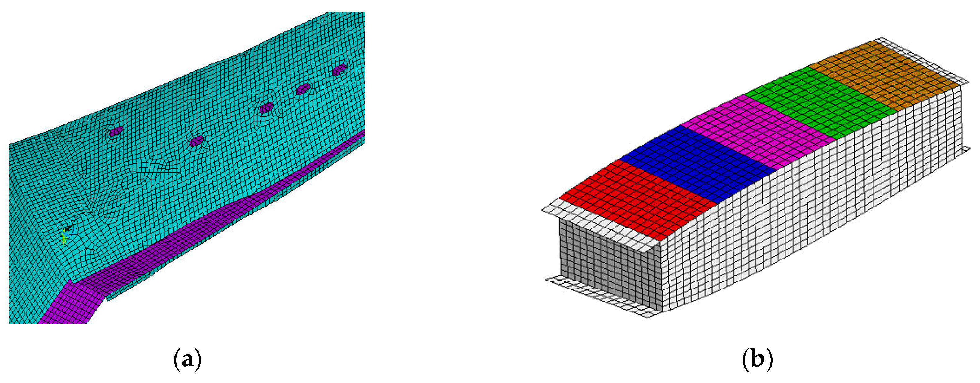 Computation Free Full Text Towards The Design Of A Multispar Composite Wing Html