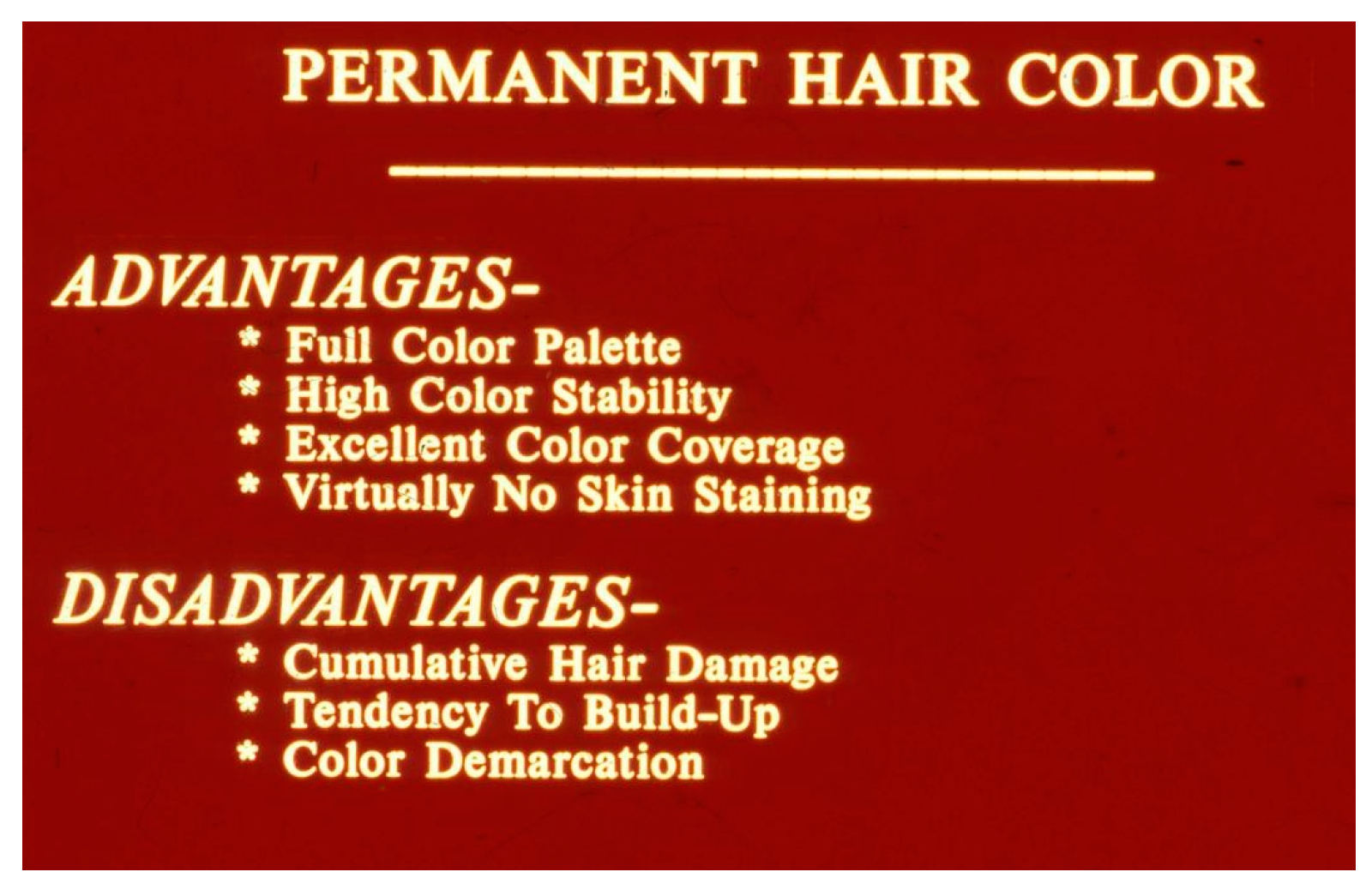 chemistry of hairspray Aerosol hairspray as a styling format dates back more than 60 years,  a  chemical equivalent, the advantage 4910 polymer may be used in.