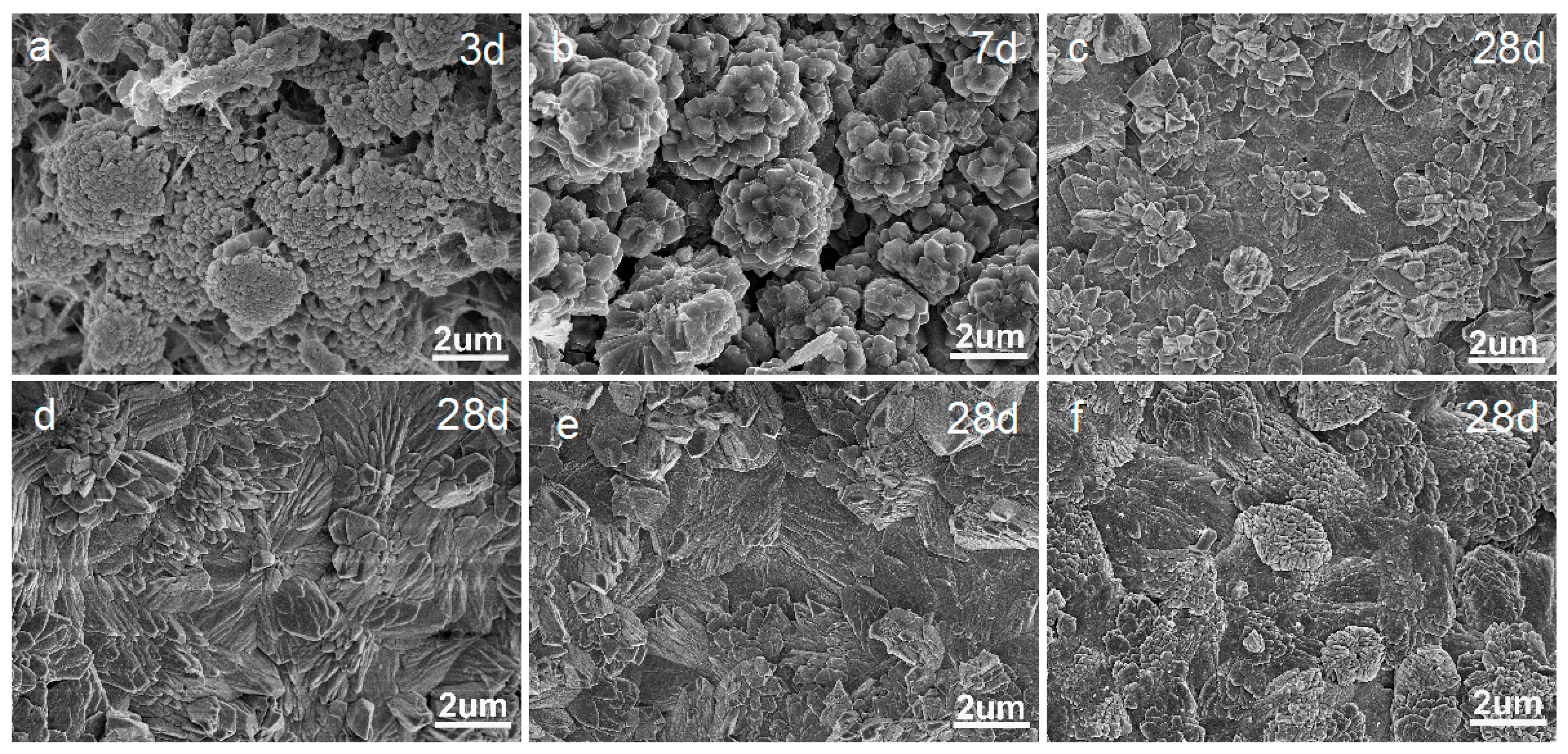 crystals free fulltext preparation of regular cement