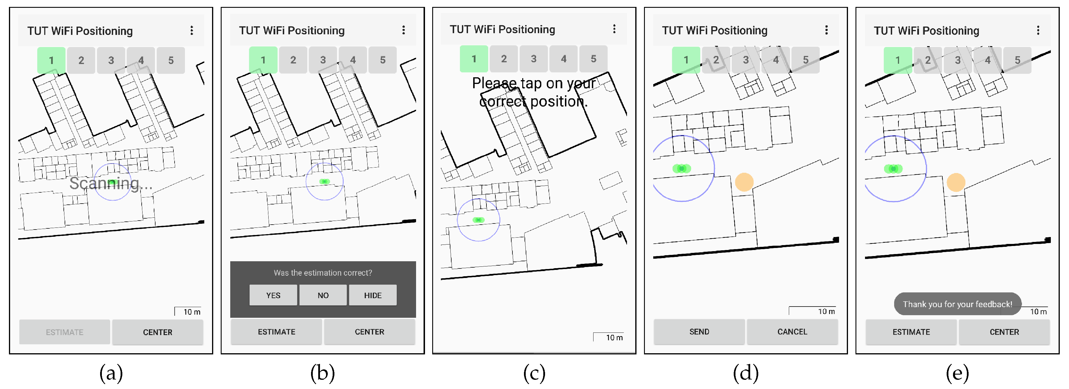how to make indoor positioning system