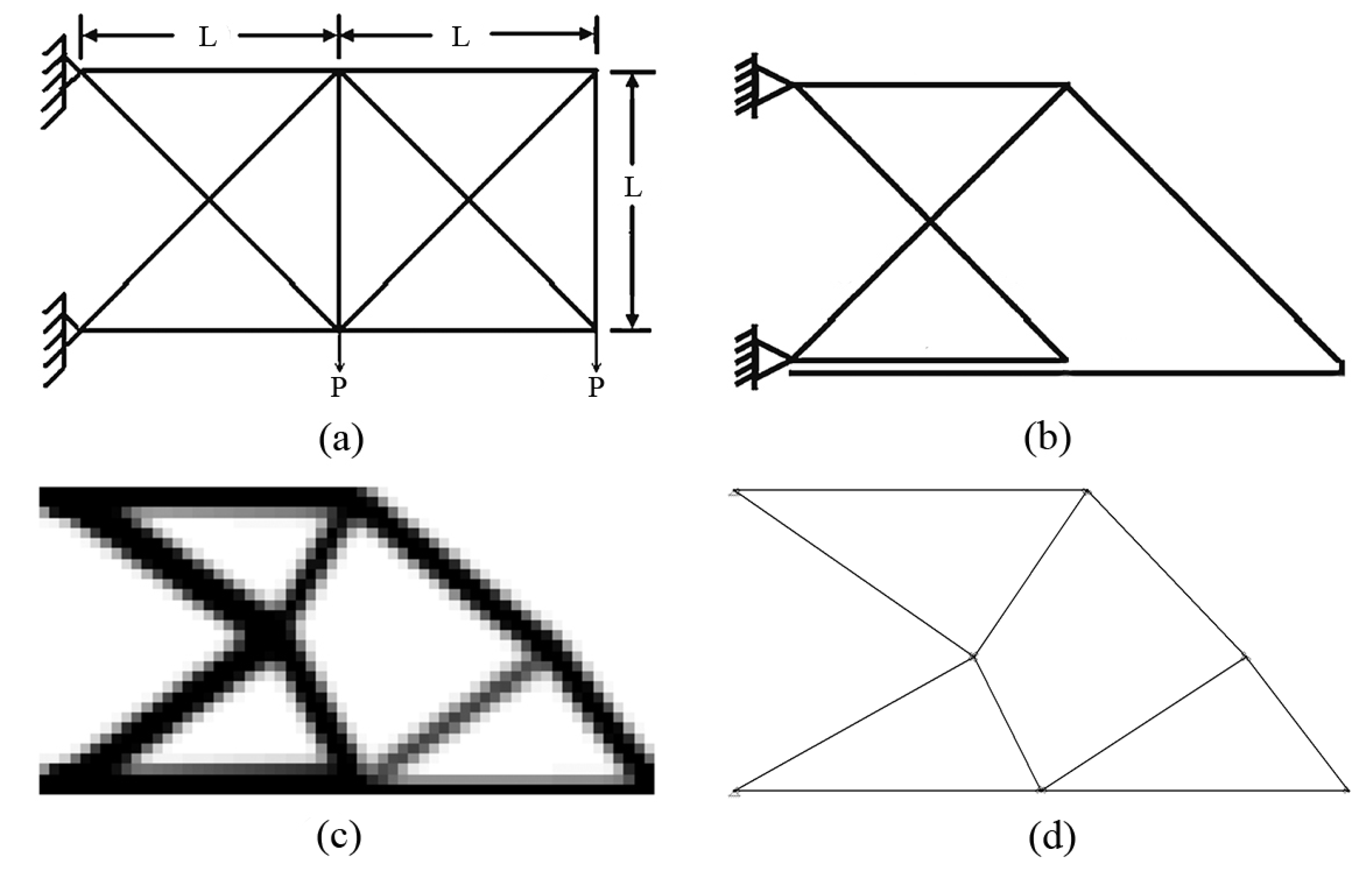 Designs Free Full Text Extraction Of Structural System Body Diagram Truss No