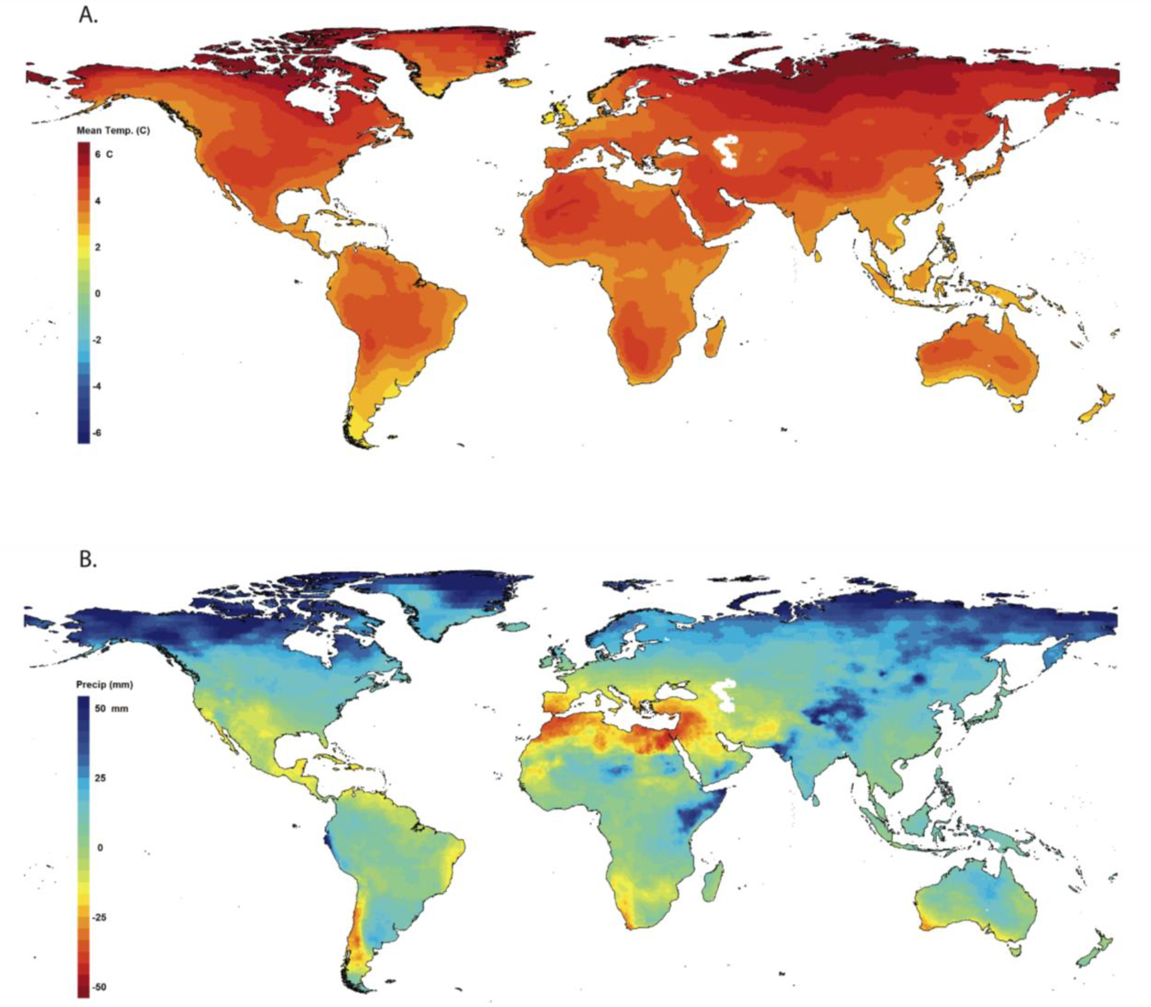 Diversity Free FullText Direct And Indirect Effects Of - Amphibian loss us map
