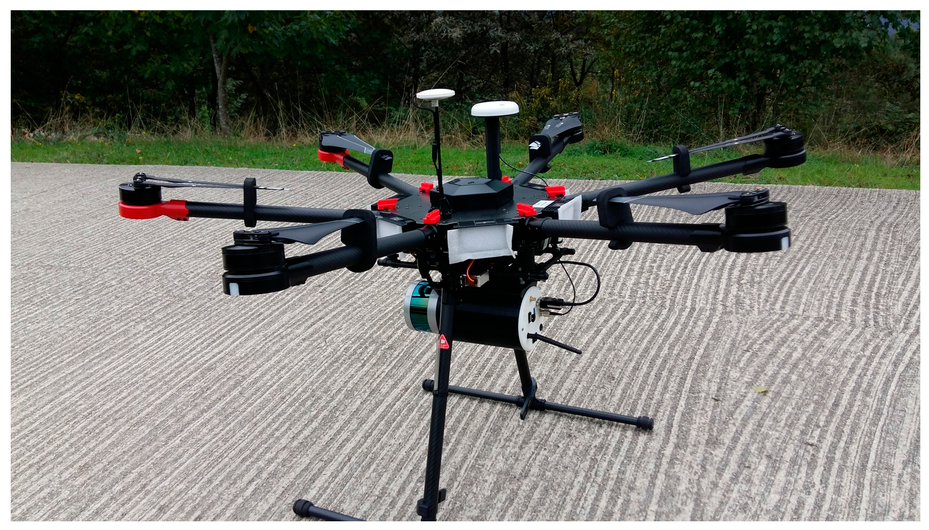 Drones | Free Full-Text | Unmanned Aerial Systems for Civil