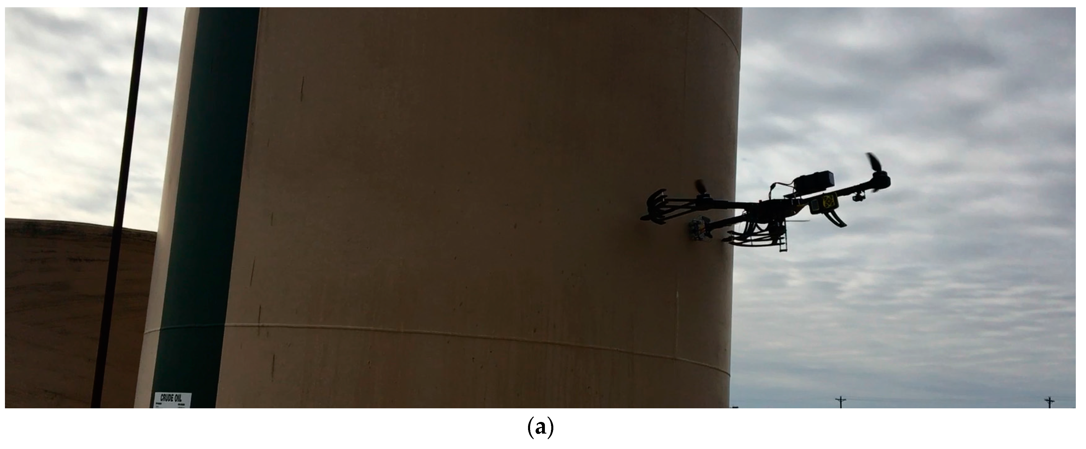 Drones   Free Full-Text   Development of a Wall-Sticking
